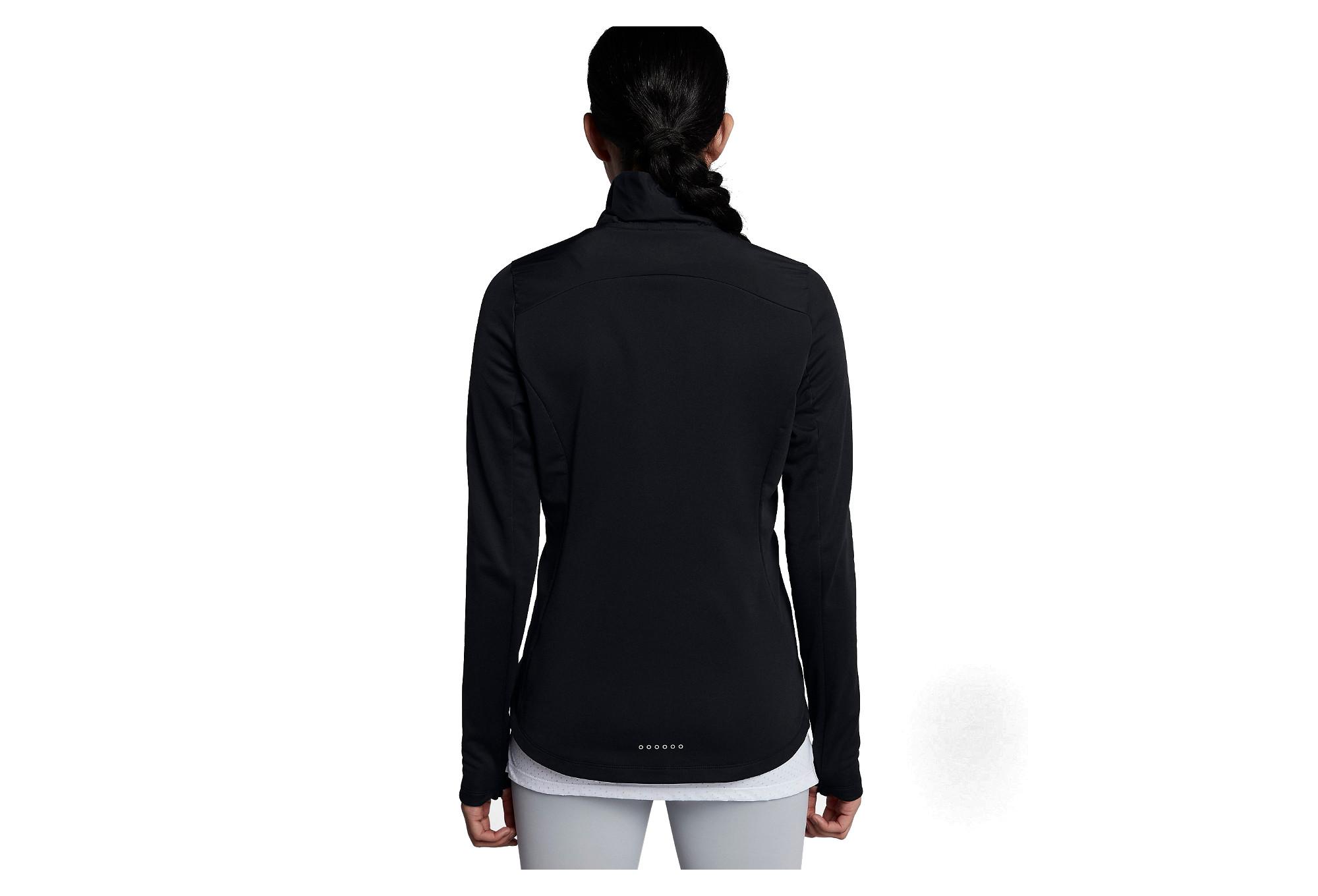 Essential Essential Noir Femme Nike Filled Veste OqzRw5