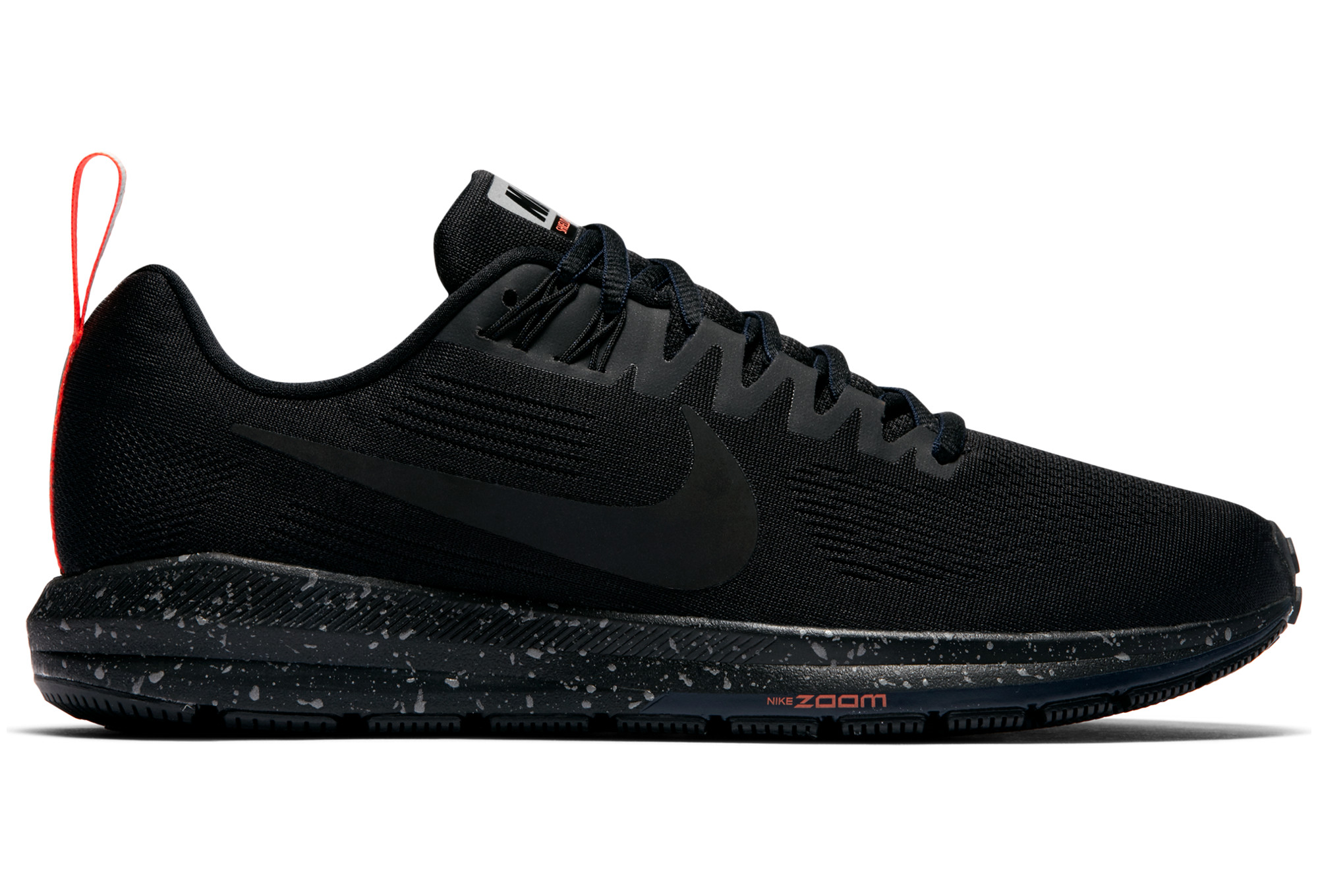 low priced 357d7 56c47 Zapatillas Nike Air Zoom Structure 21 Shield para Mujer Negro