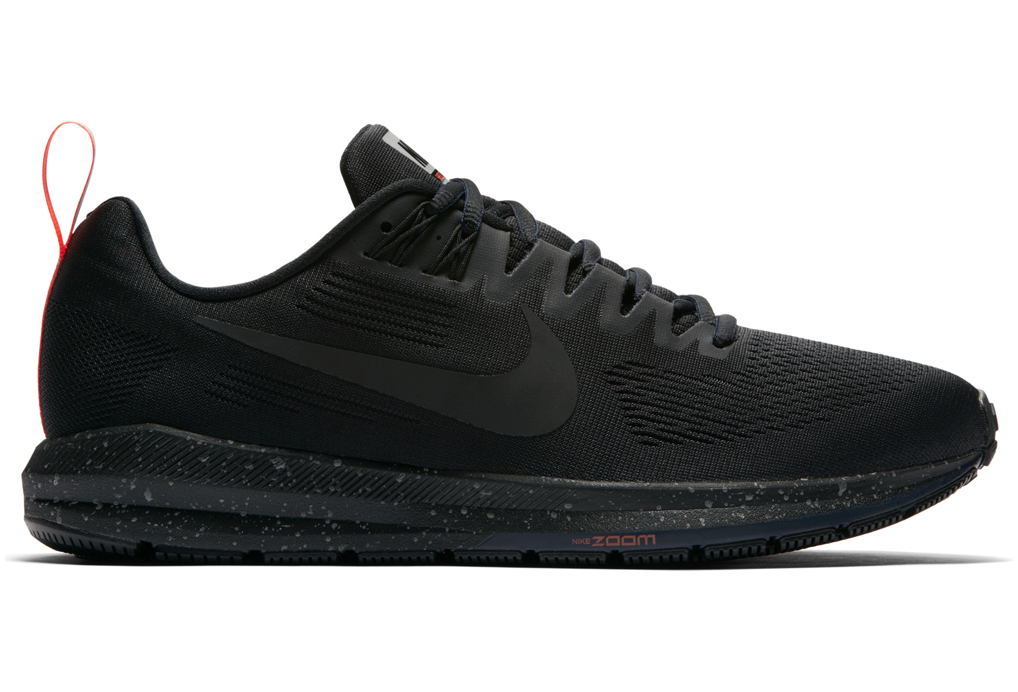 05b30f7ad18b6 Chaussures de Running Nike Air Zoom Structure 21 Shield Noir ...