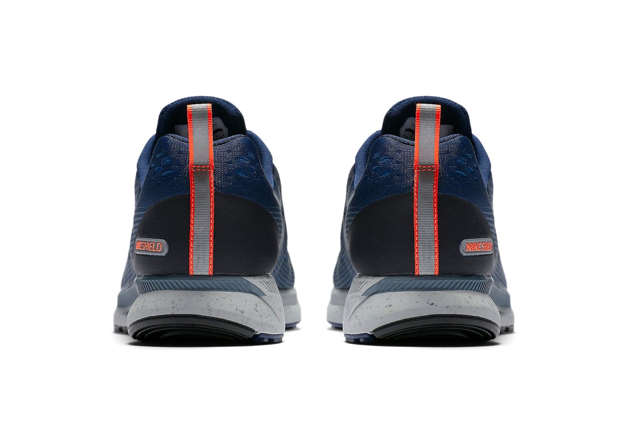 low priced 1b0aa 60d07 Nike Air Zoom Pegasus 34 Shield Blue Men