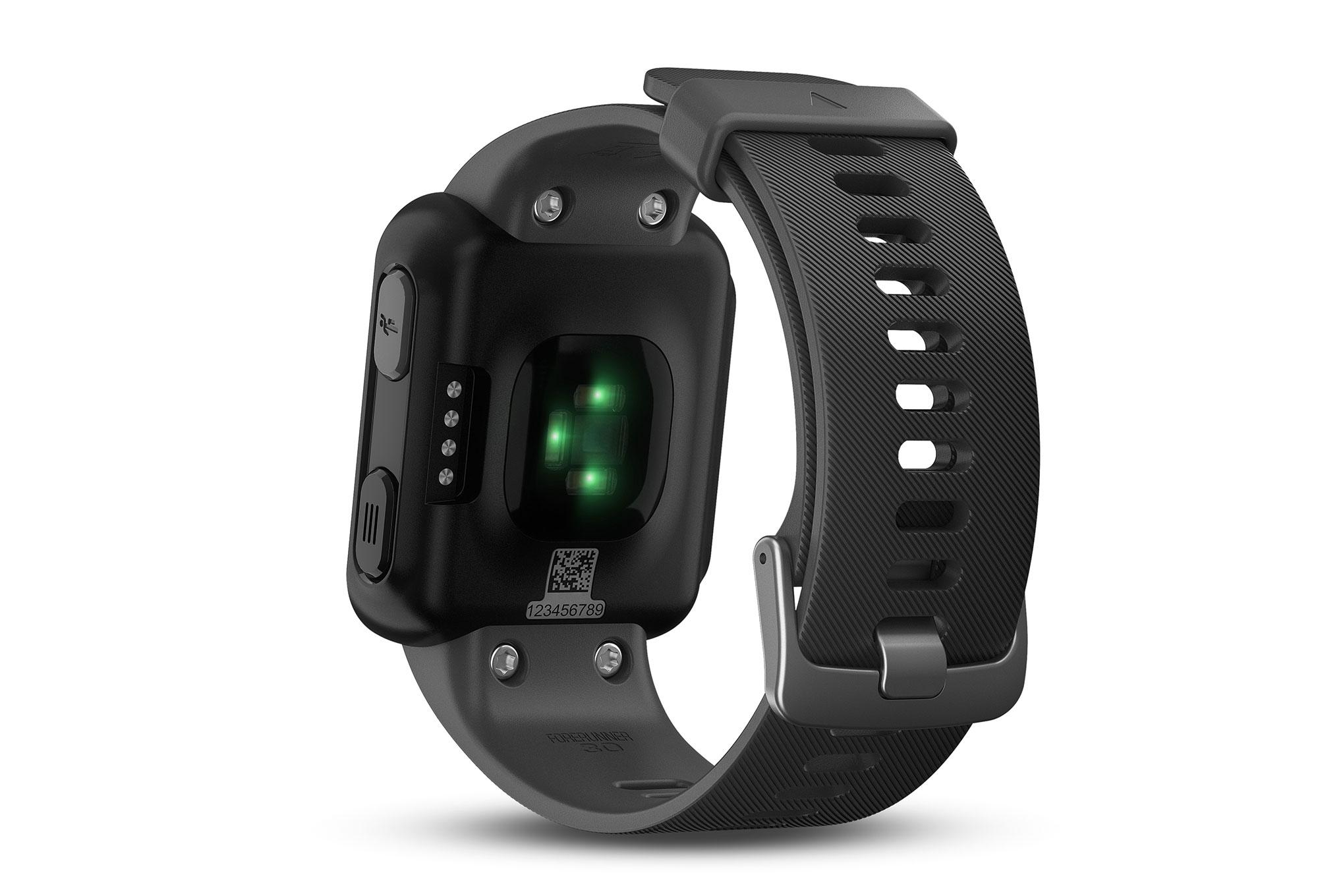 Garmin Forerunner 30 GPS Watch Slate Grey  c6a8e62cd2