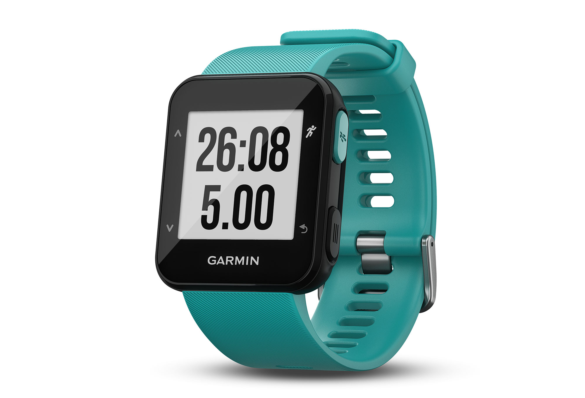 Garmin Forerunner 30 GPS Watch Turquoise Blue | Alltricks.com