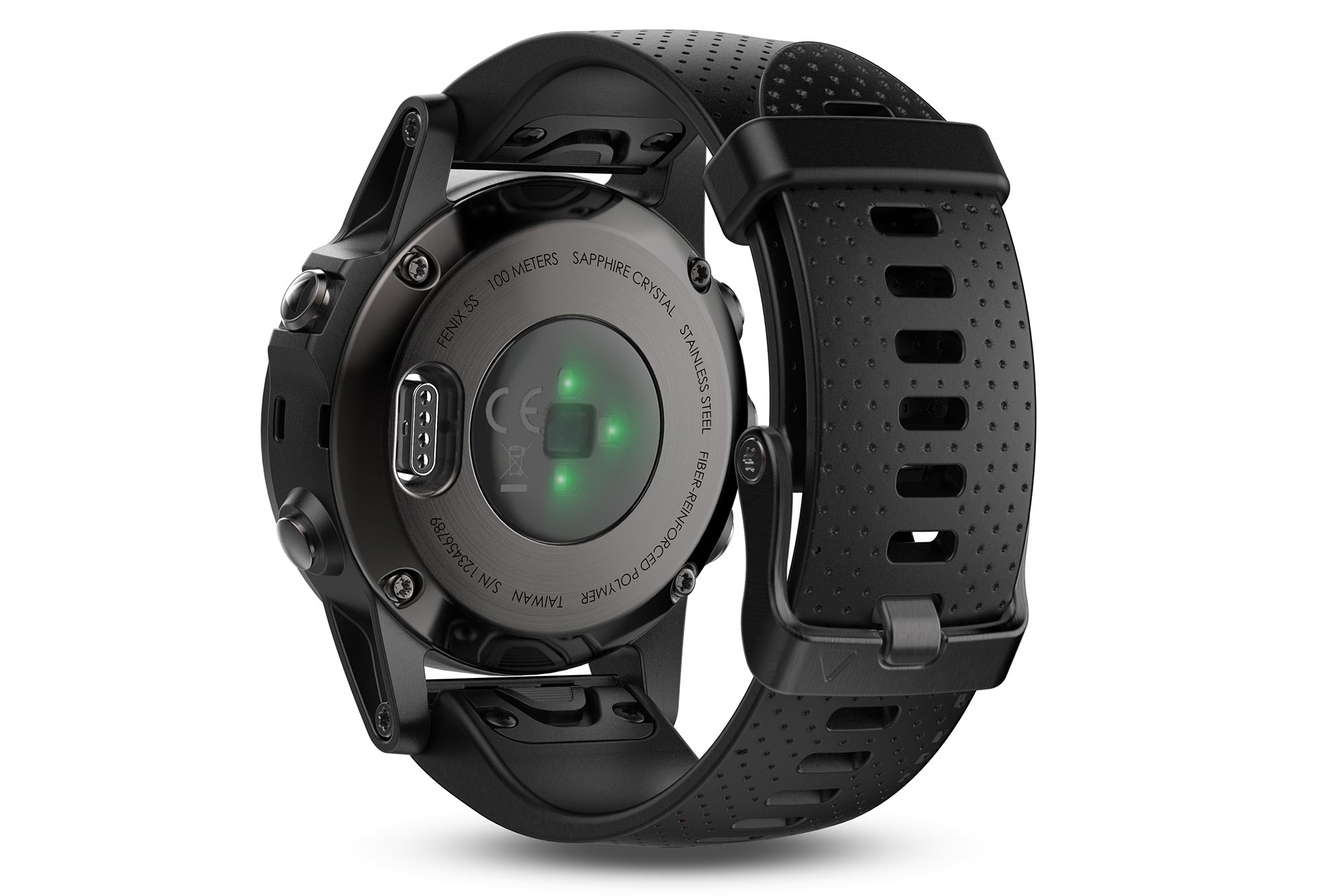 garmin fenix 5s sapphire gps uhr schwarz. Black Bedroom Furniture Sets. Home Design Ideas