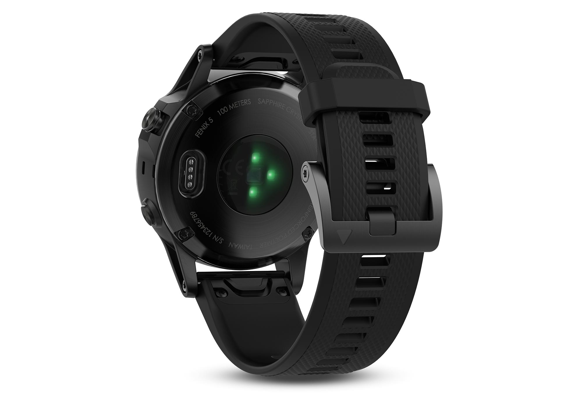 montre gps garmin fenix 5 sapphire performer hrm tri noir. Black Bedroom Furniture Sets. Home Design Ideas