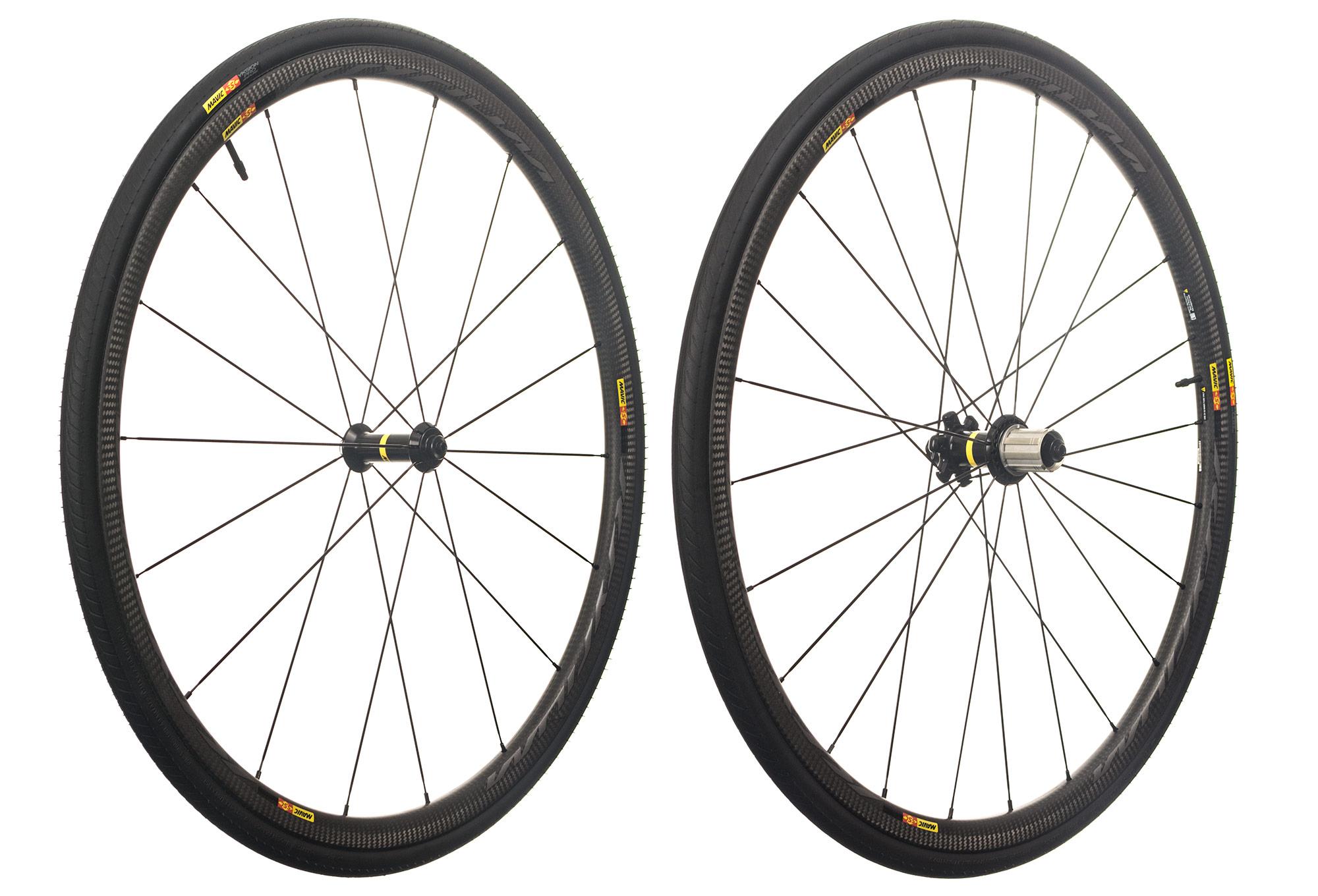 best loved best wholesaler new products Wheelset MAVIC 2018 Ksyrium Pro Carbon SL Clincher - Yksion Pro 25mm