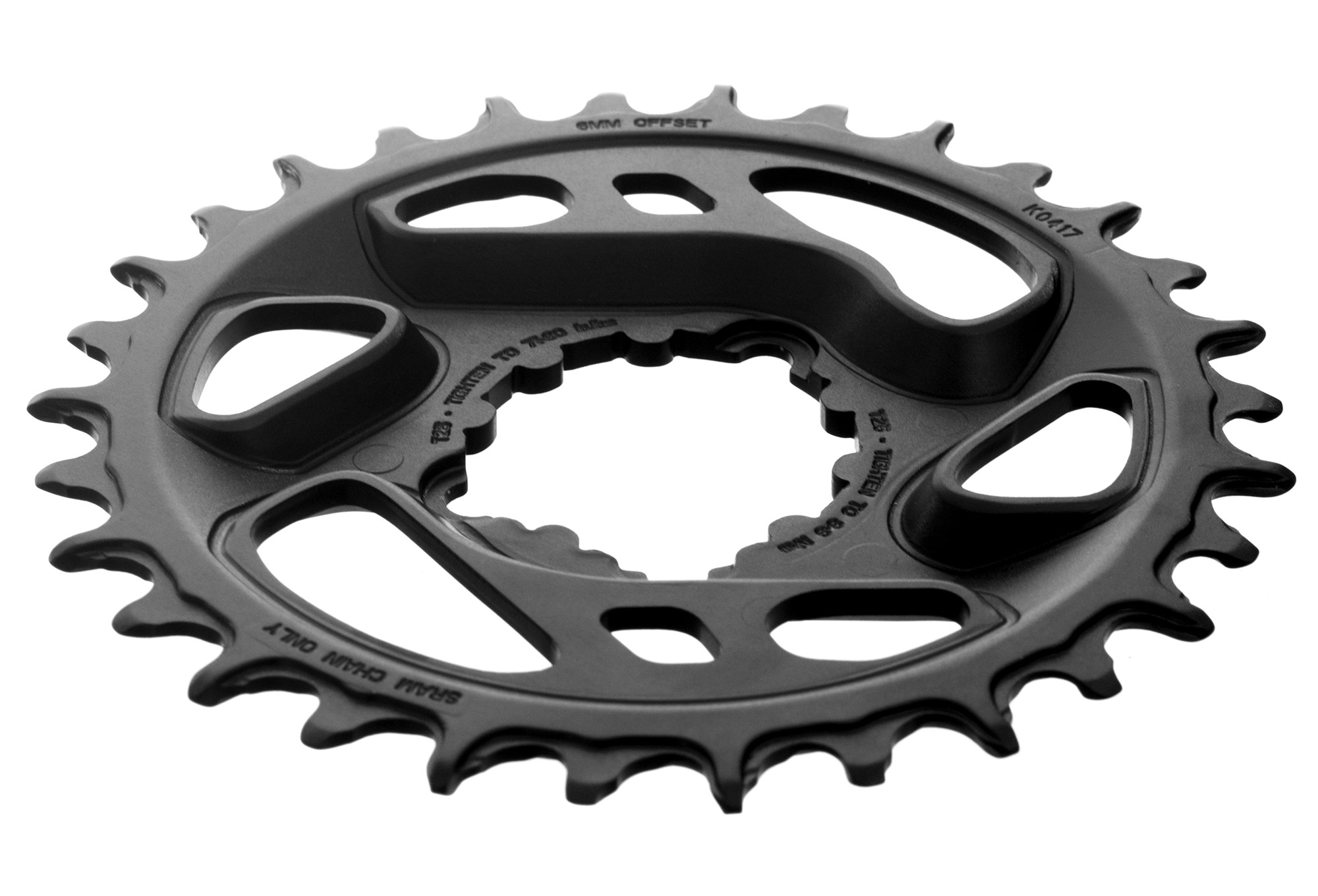 SRAM X-Sync Chainring 11 Speed 34T 6mm Offset Direct Mount