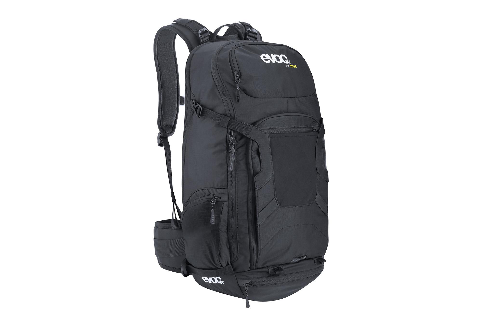vraie affaire nouvelle version mode de luxe Sac à Dos EVOC FR Trail 20L Noir