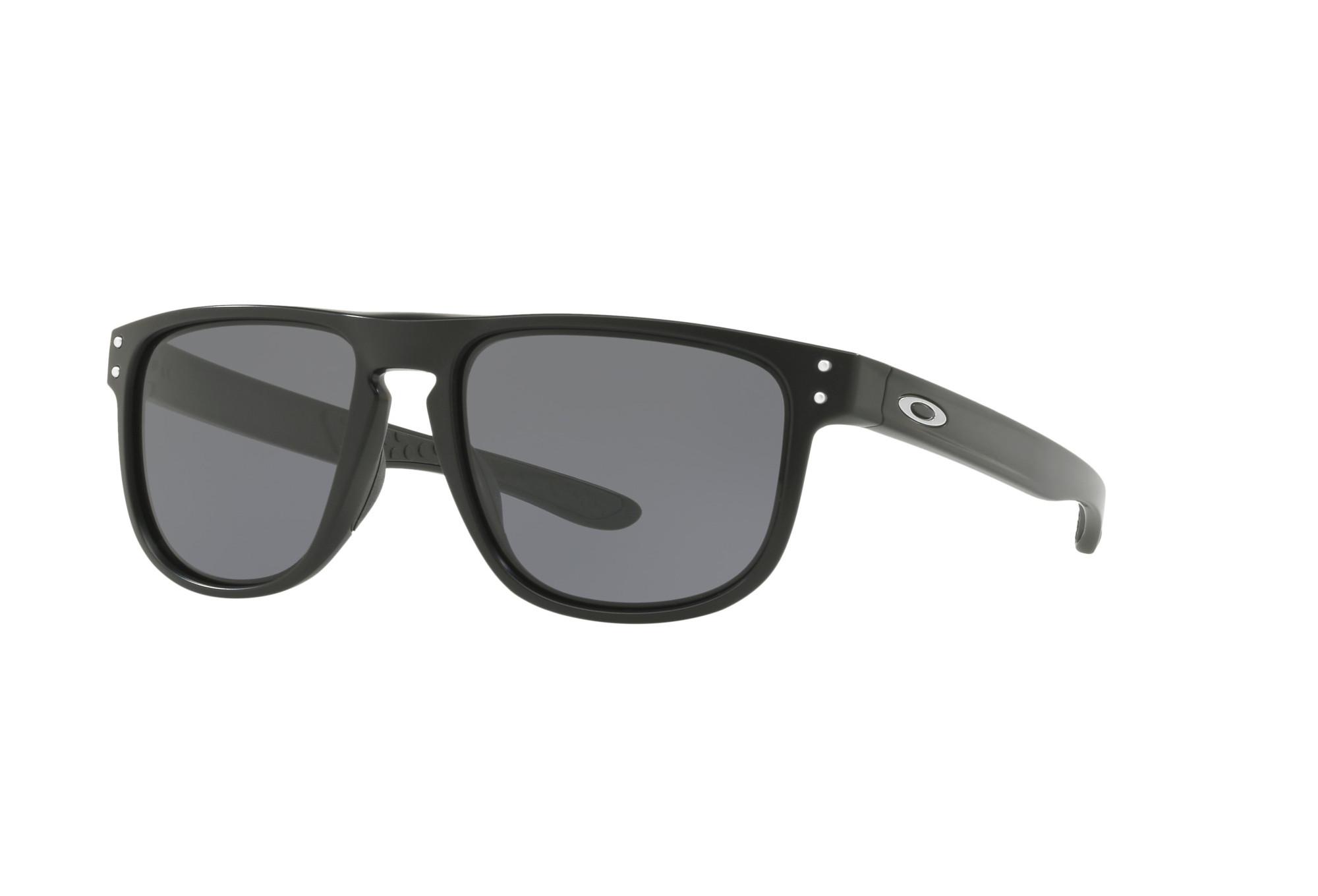 ad3260969 oiOferta :: Óculos Oakley Holbrook com Armação Preta Fosca e Lentes  Polarizadas Vermelho Espelhado Lunettes Oakley Holbrook R Noir - Gris Ref  OO9377-0155 ...