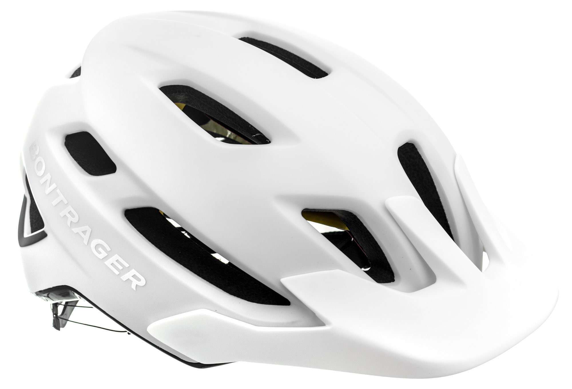 casual shoes more photos new arrivals Helmet BONTRAGER Quantum MIPS White | Alltricks.com