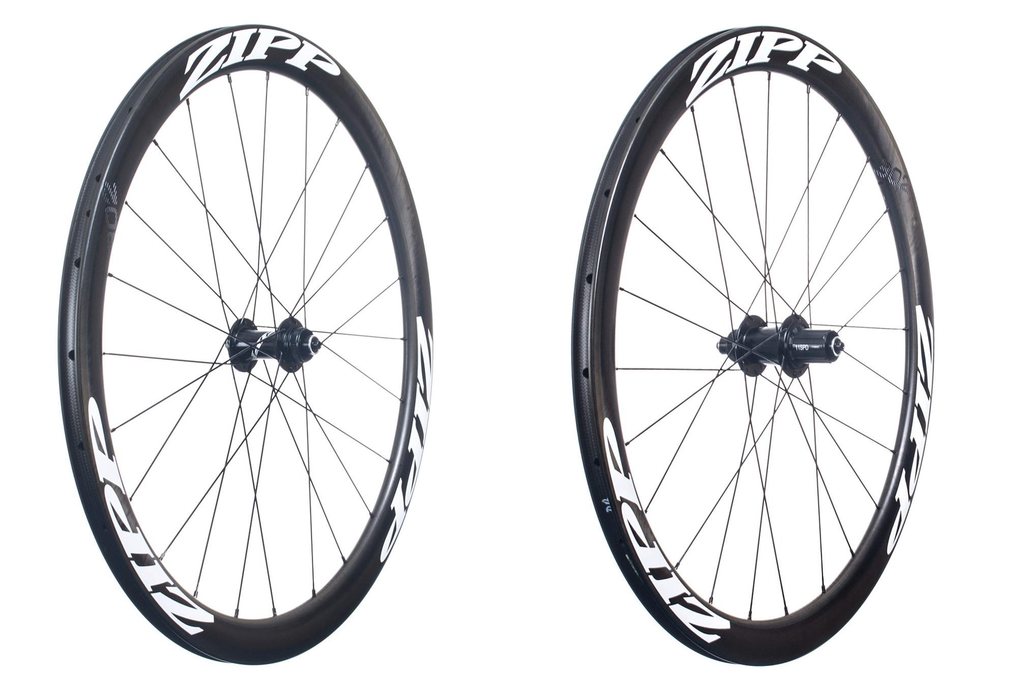 Zipp 302 disc wheelset clincher white stickers body shimano sram 11s alltricks fr