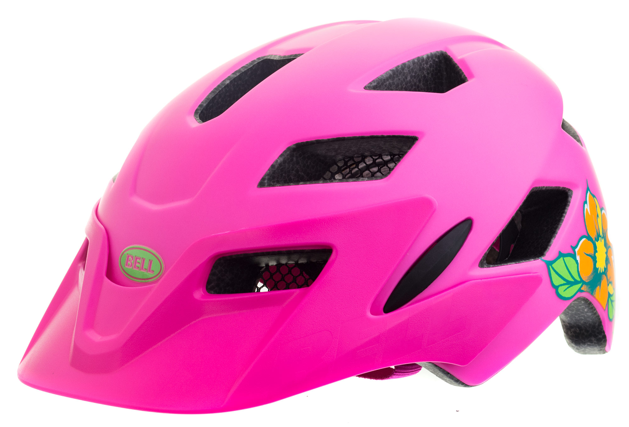 bell sidetrack child helmet pink. Black Bedroom Furniture Sets. Home Design Ideas
