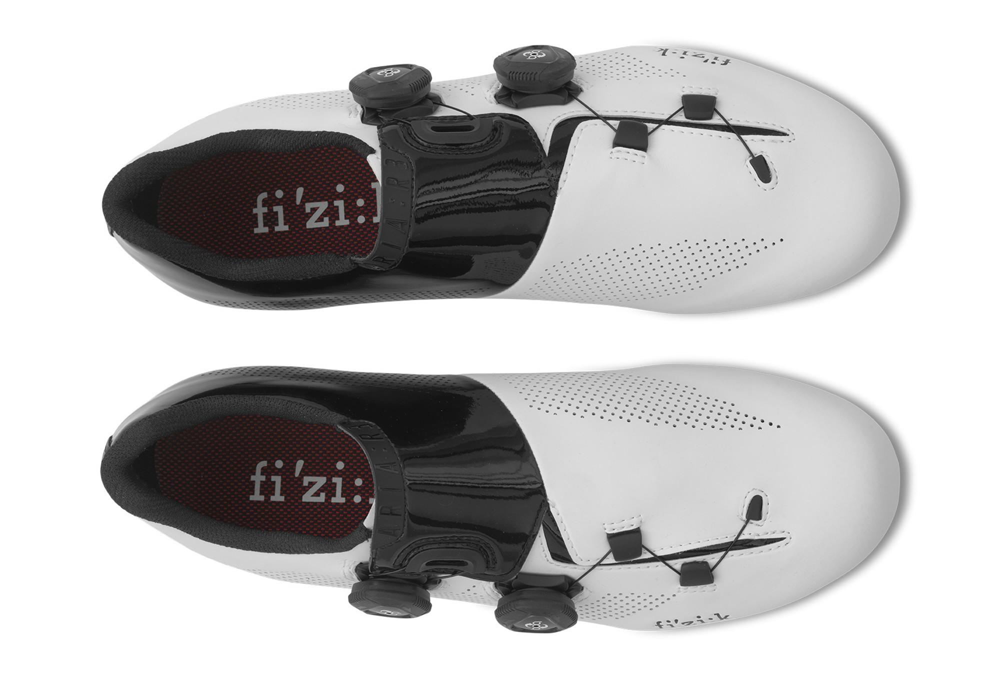 Fizik R3 Aria Road Bike Shoes White