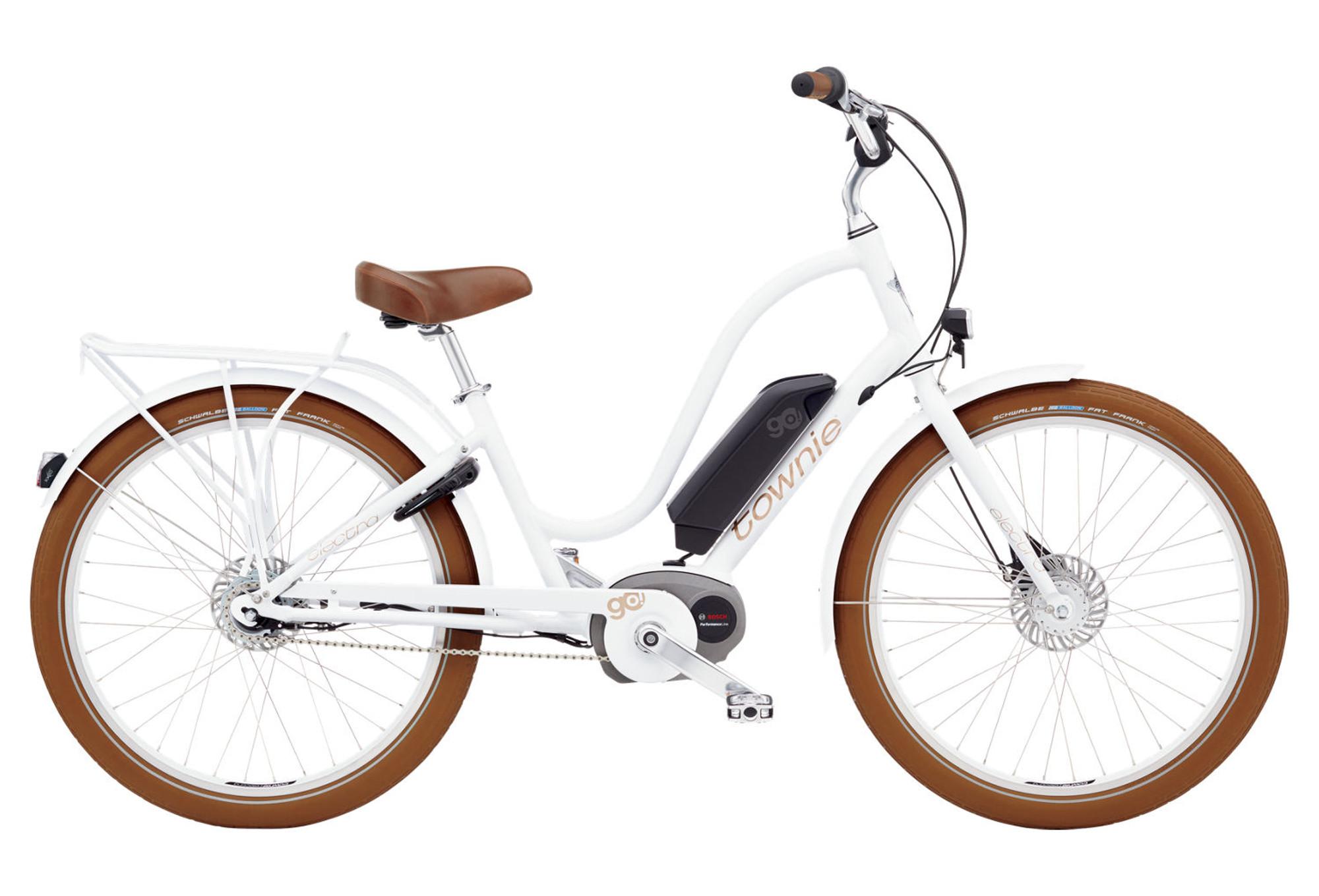electra townie go 8i city e bike shimano nexus 8s white. Black Bedroom Furniture Sets. Home Design Ideas