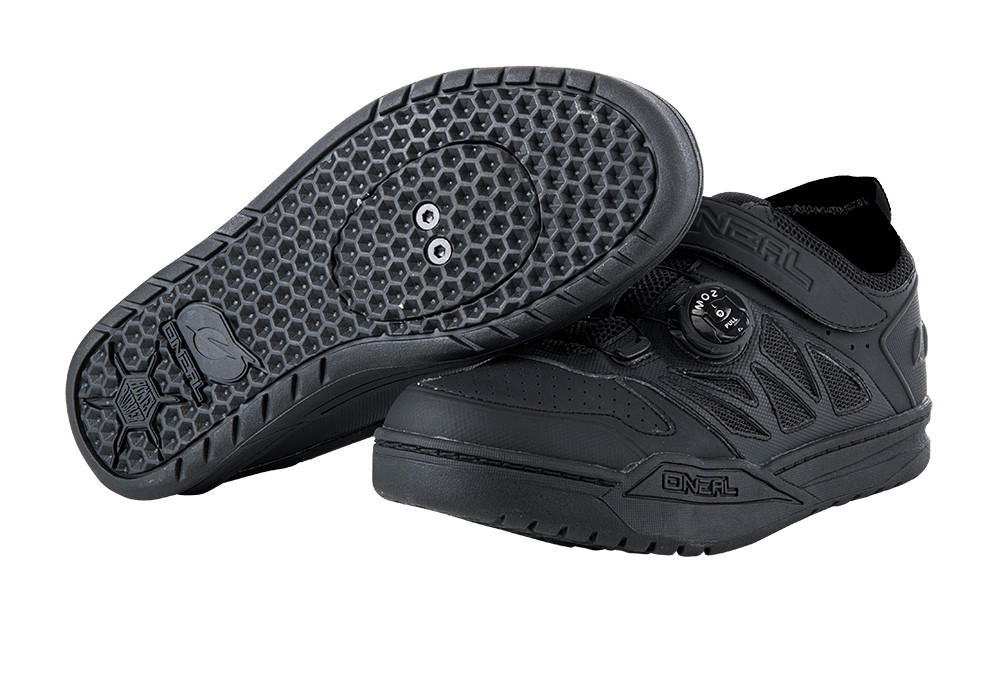 Schuhe Schwarz Session Oneal Oneal Mtb IfvybgY76