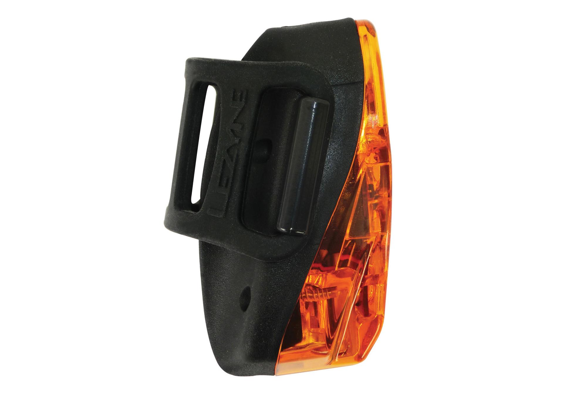 eclairage arri re lezyne laser drive noir. Black Bedroom Furniture Sets. Home Design Ideas