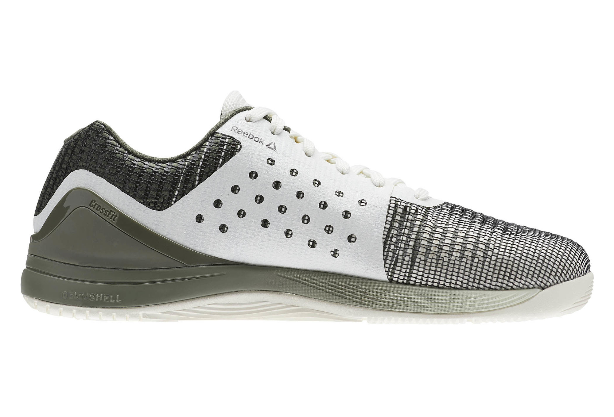 dd120a385aef7 Chaussures de Cross Training Reebok Crossfit Nano 7.0 Blanc   Noir ...