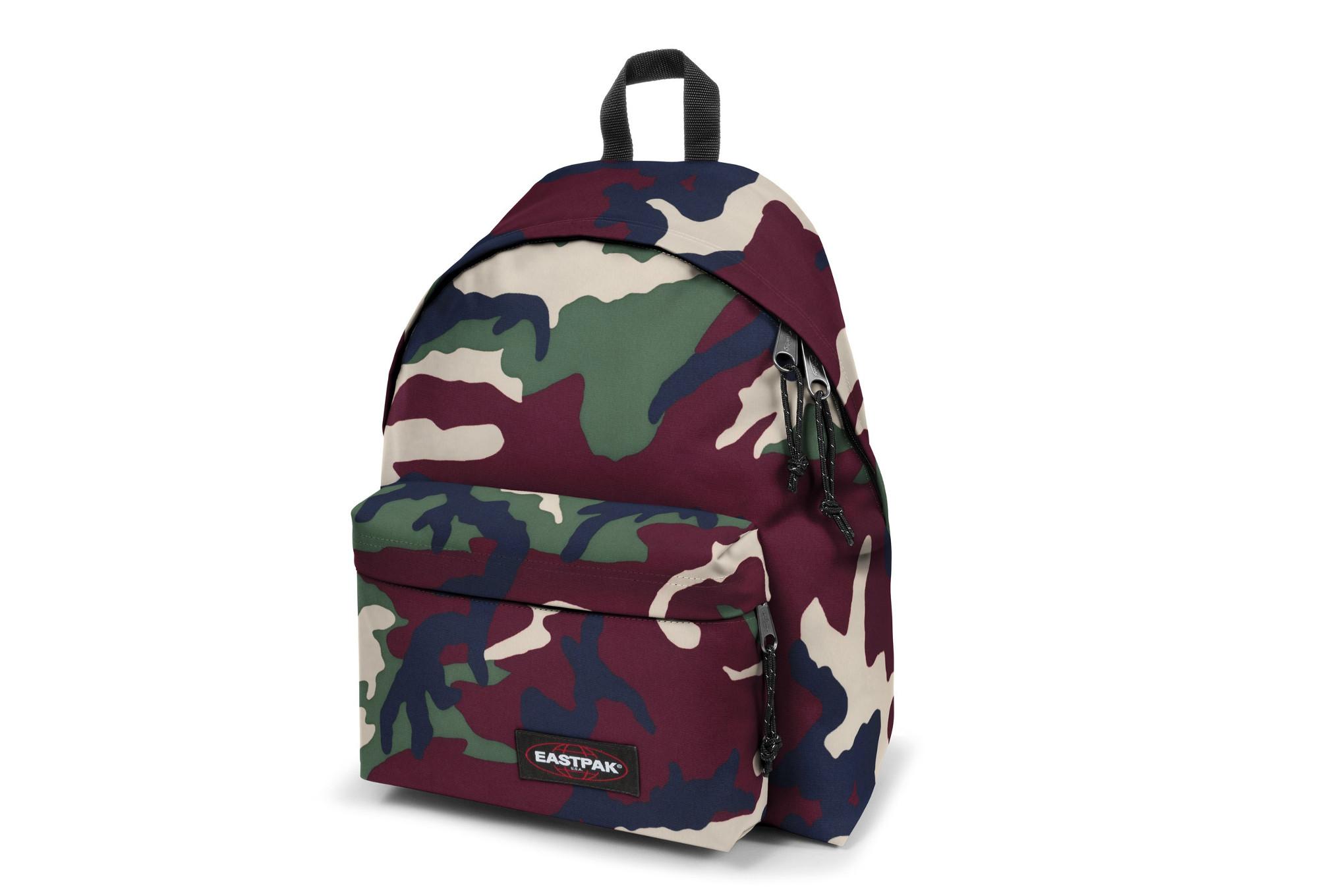 Camo Eastpak Backpack Pak'r Padded Green rPPZz