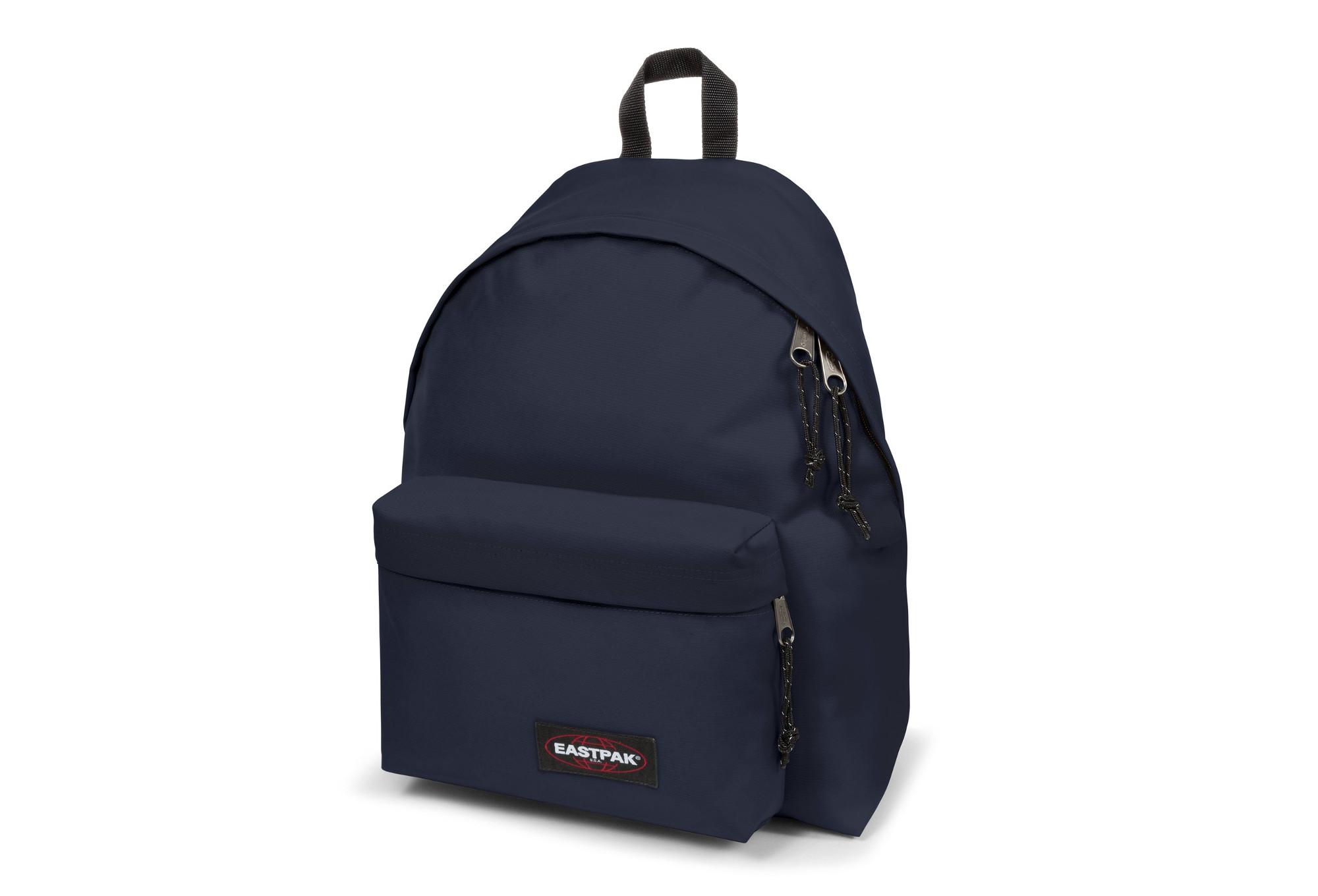eastpak padded pak r traditional navy backpack. Black Bedroom Furniture Sets. Home Design Ideas
