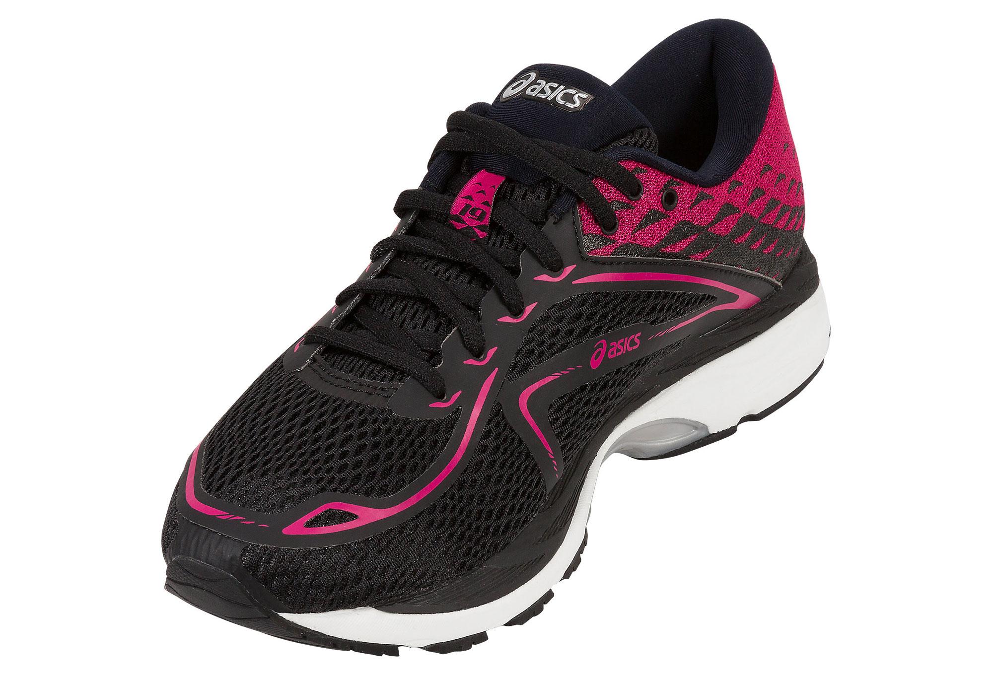 f98ce2269d6 Chaussures de Running Femme Asics Gel-Cumulus 19 Noir