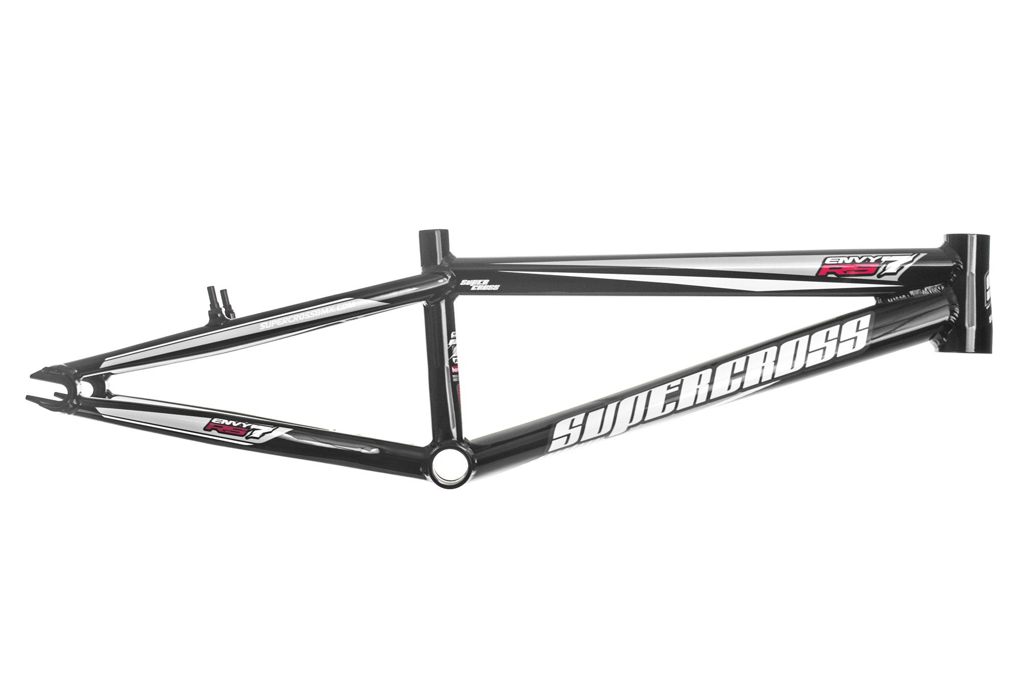 Supercross Envy RS7 BMX Rennrahmen - Schwarz | Alltricks.de
