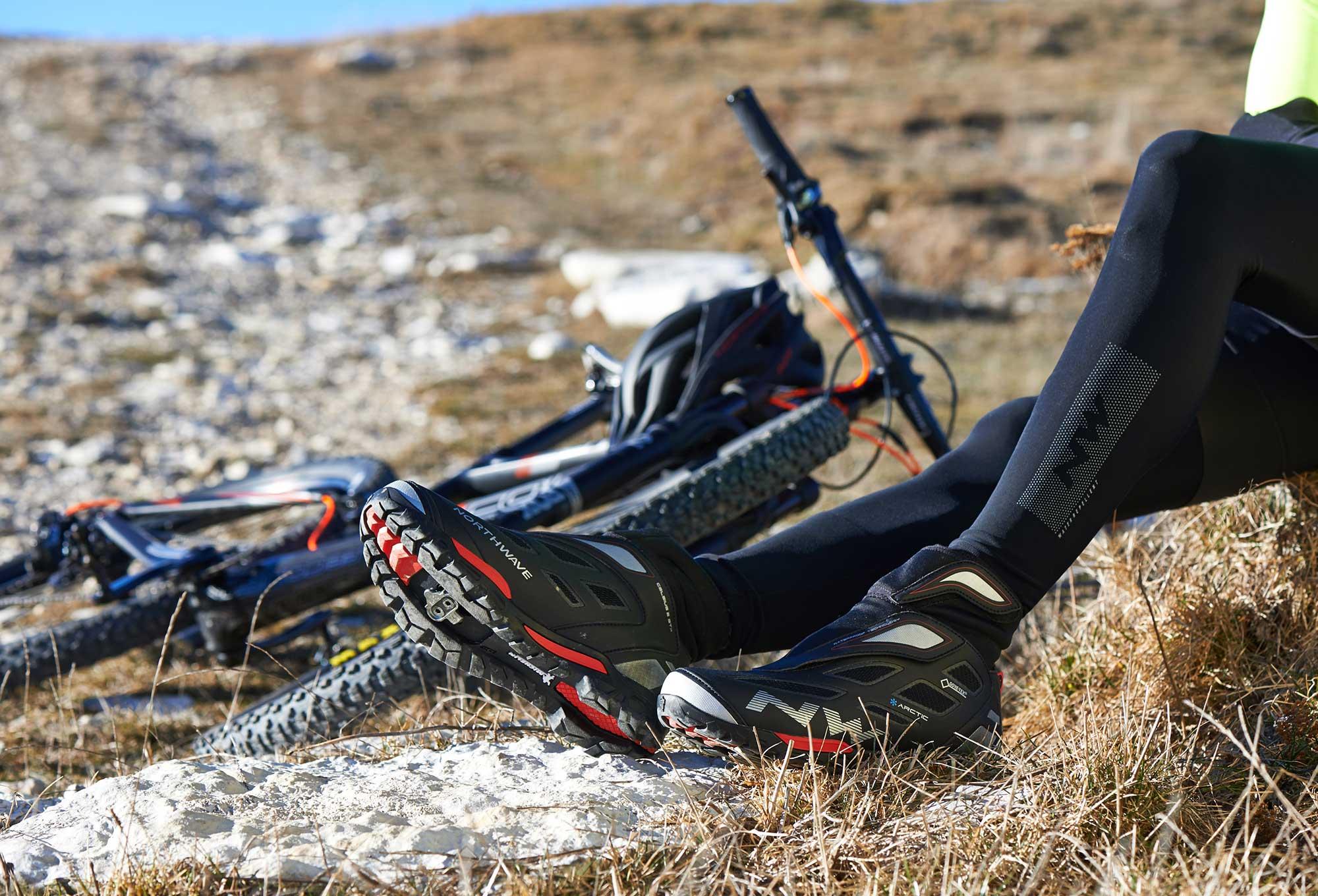 Zapatillas MTB de invierno Northwave X-Cross GTX Negro | Alltricks.es