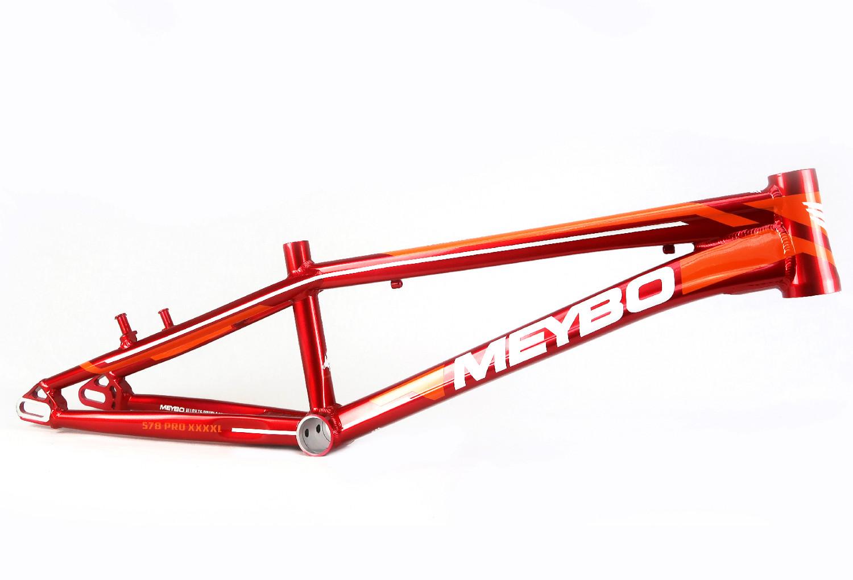 Meybo Holeshot Frame Red White Orange 2018 | Alltricks.com