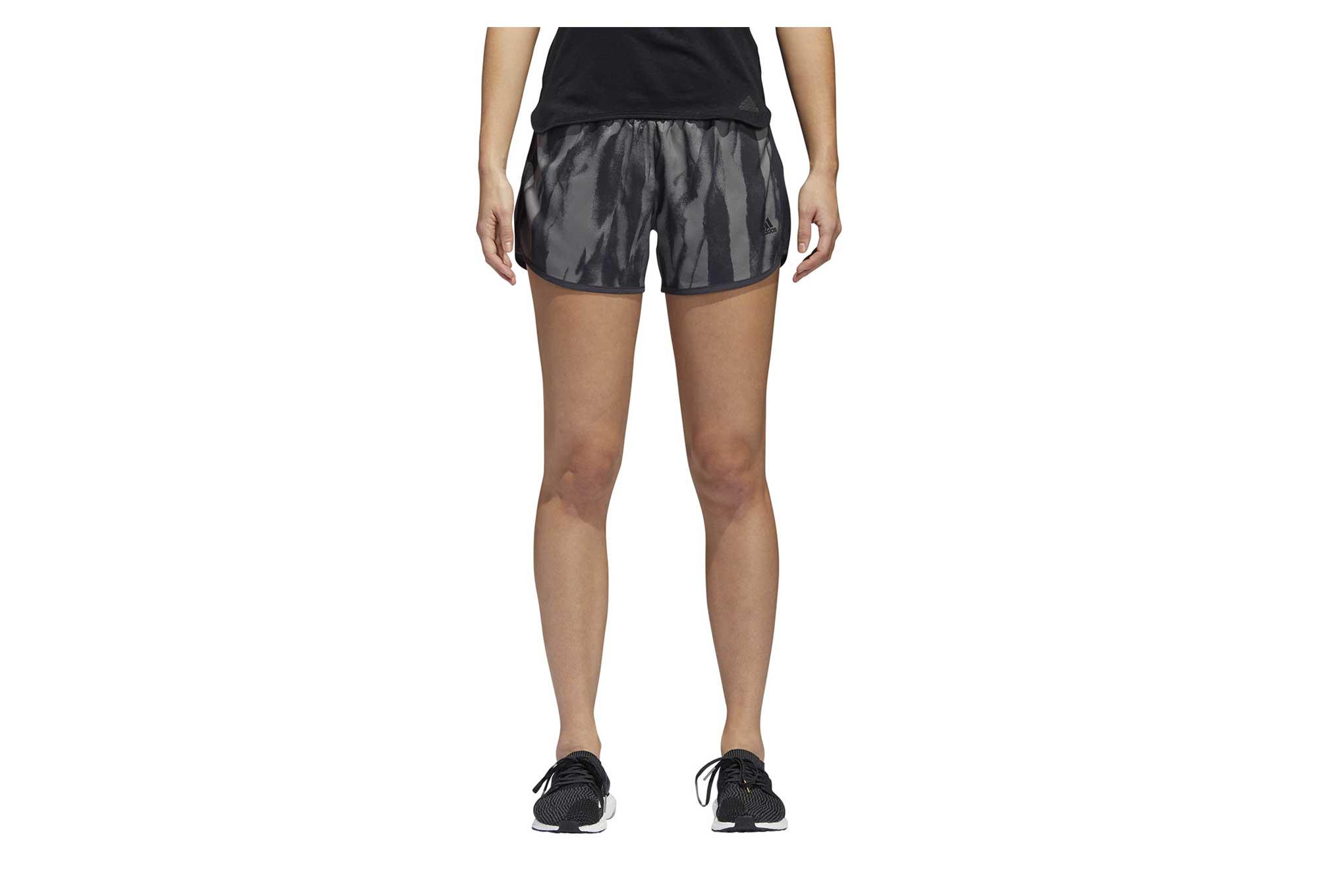 short running femme adidas