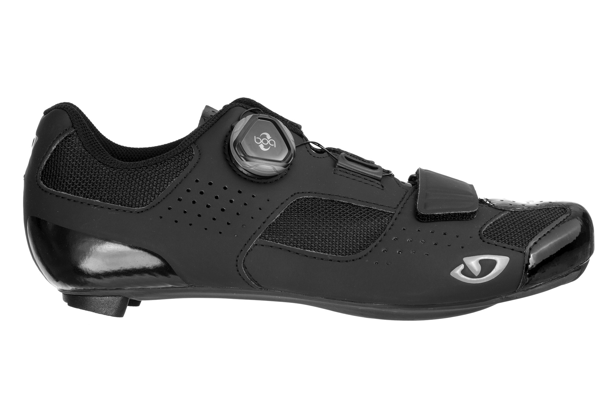 c4a8afa9549 Chaussures Route Giro Trans Boa Noir
