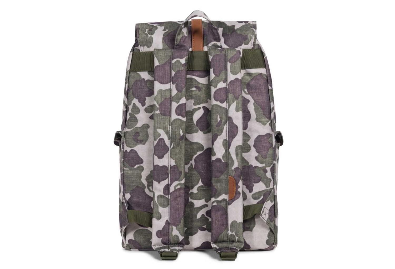 e6db9e6e600 HERSCHEL Dawson Backpack 20.5L Frog Camo