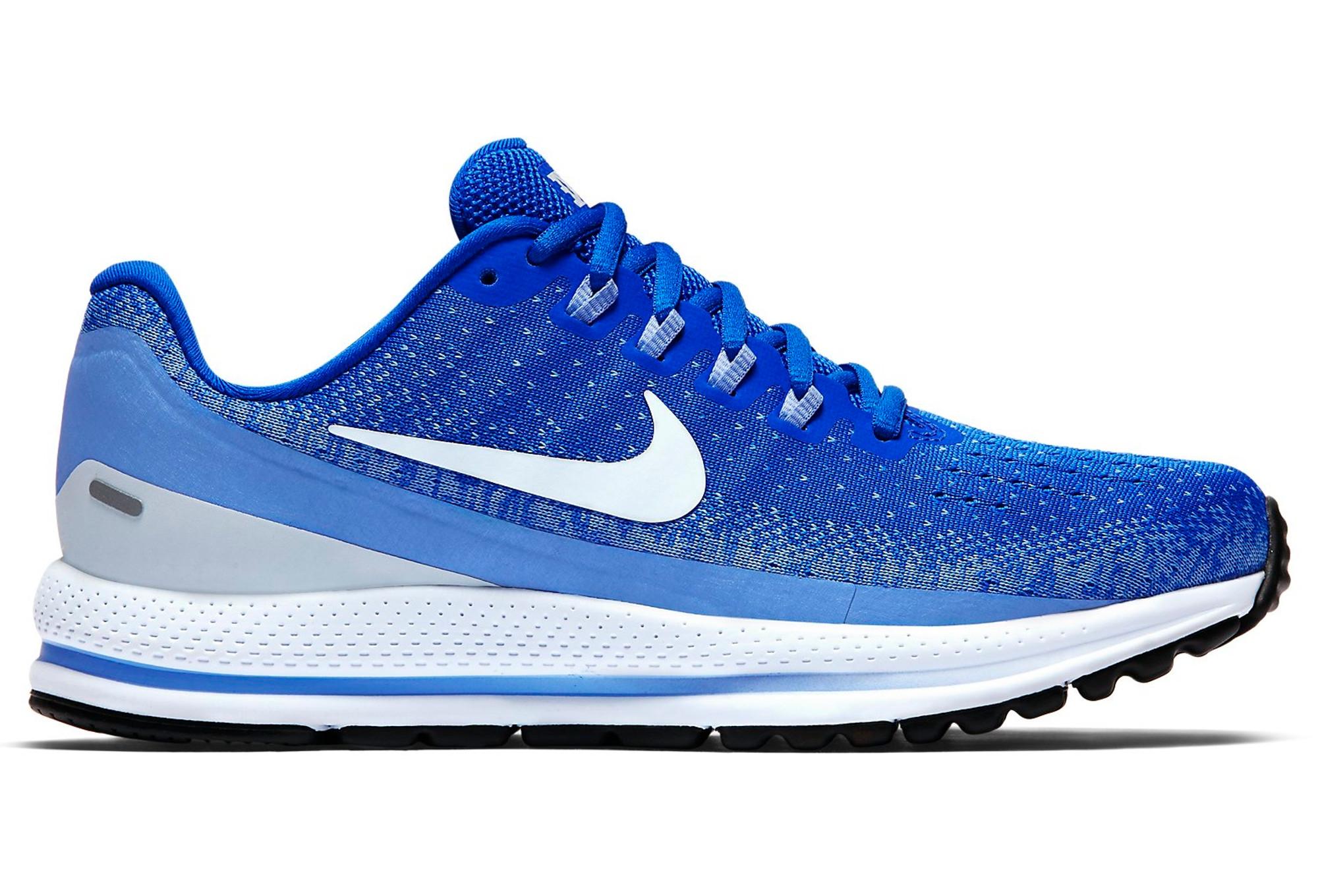 new products 5d138 a54de Chaussures de Running Femme Nike Air Zoom Vomero 13 Bleu   Blanc