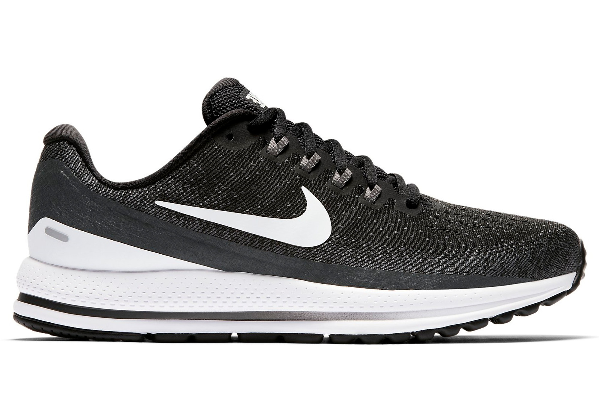 a741d41614282d Nike Air Zoom Vomero 13 Black White Men