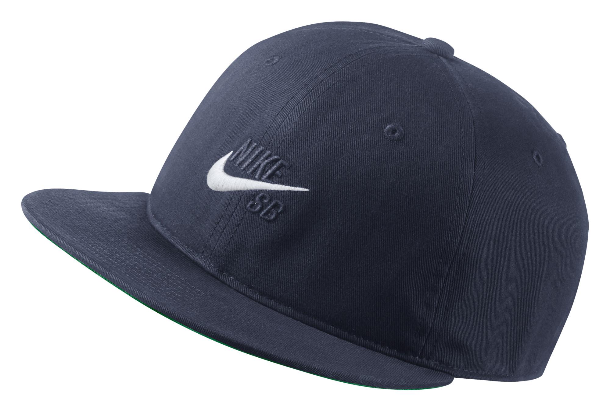 Nike SB Pro Vintage Hat Blue