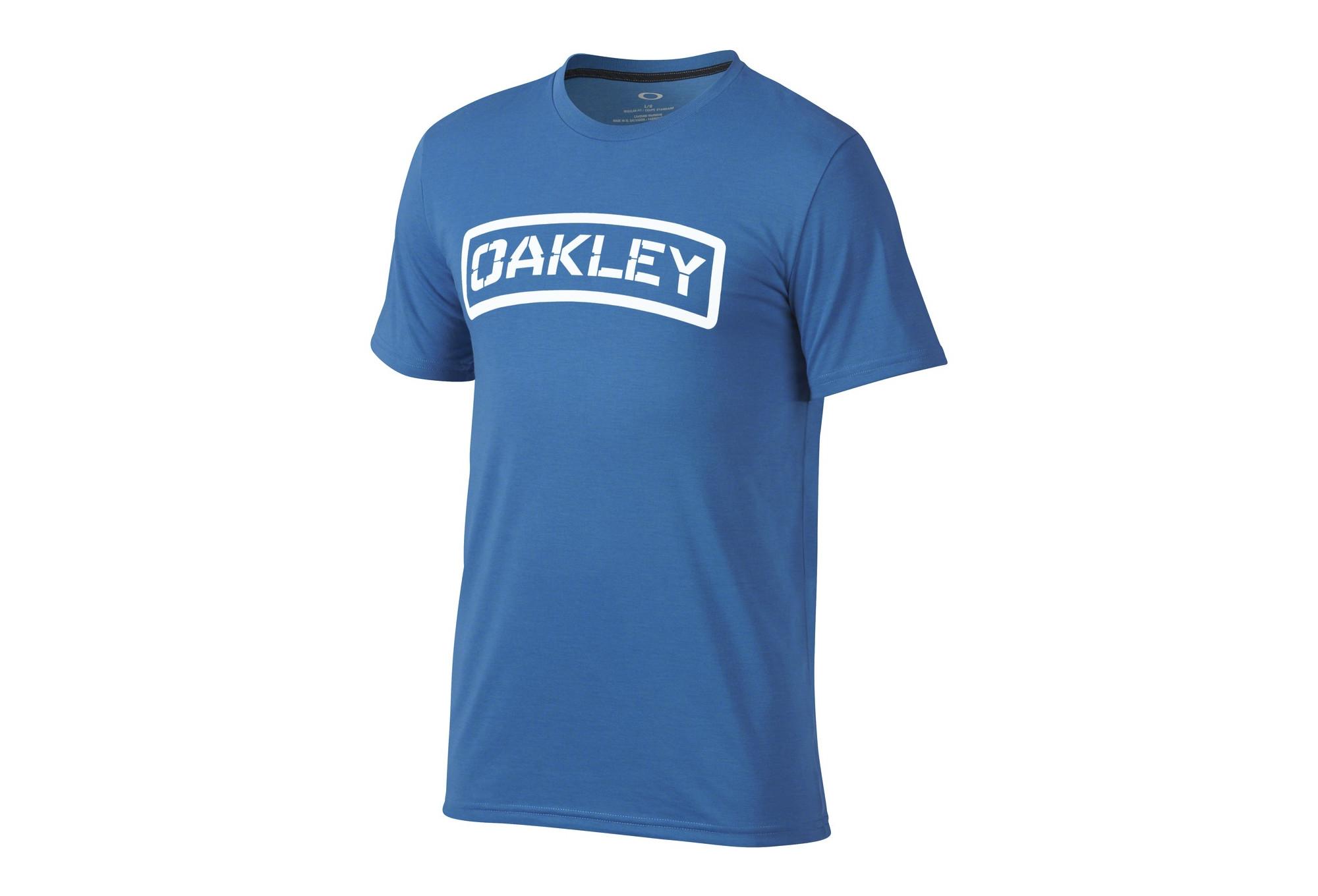 b899727702 Oakley O-Tab T-Shirt Blue