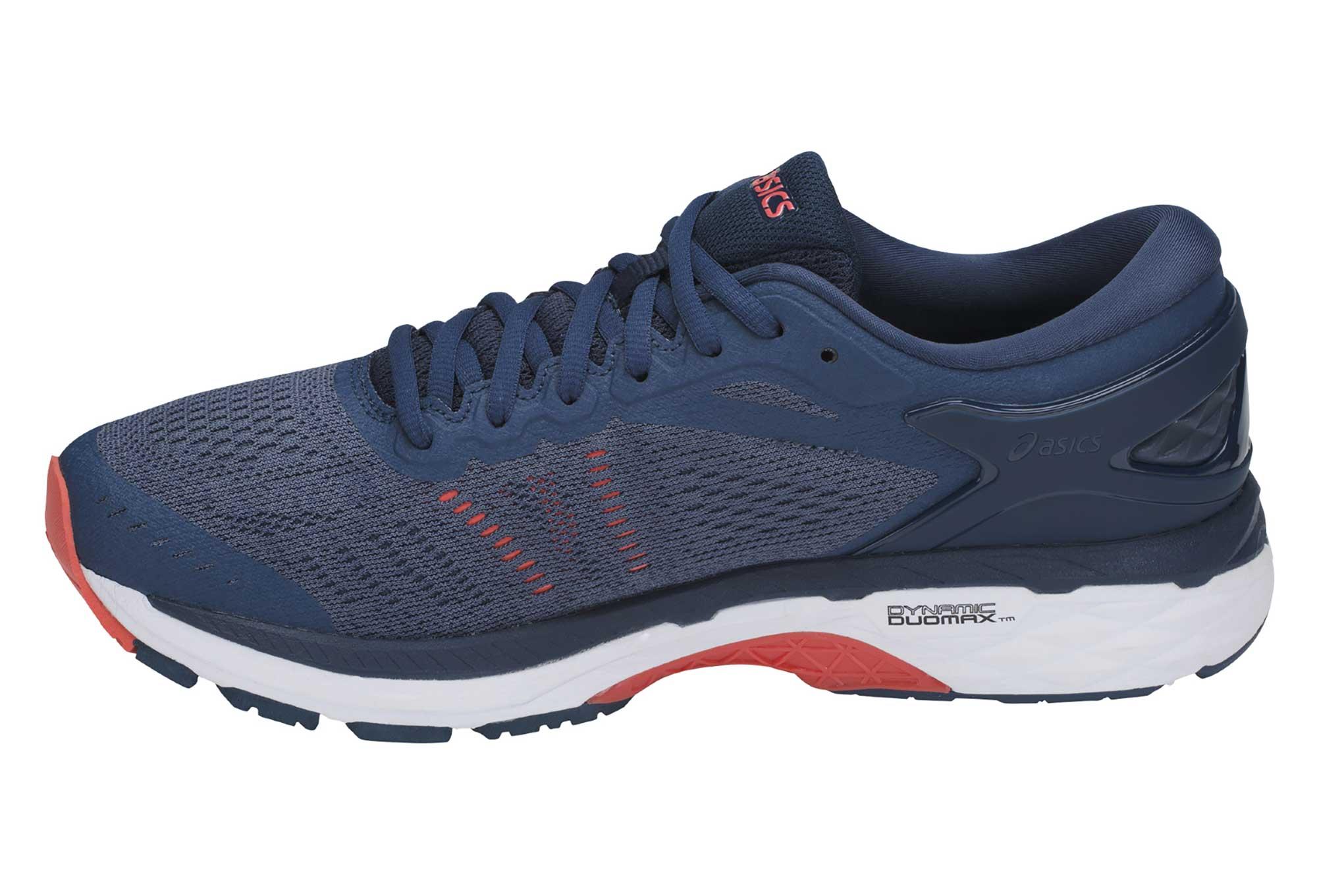 Kayano Chaussures Bleu Gel Asics Running 24 De qwrwI684