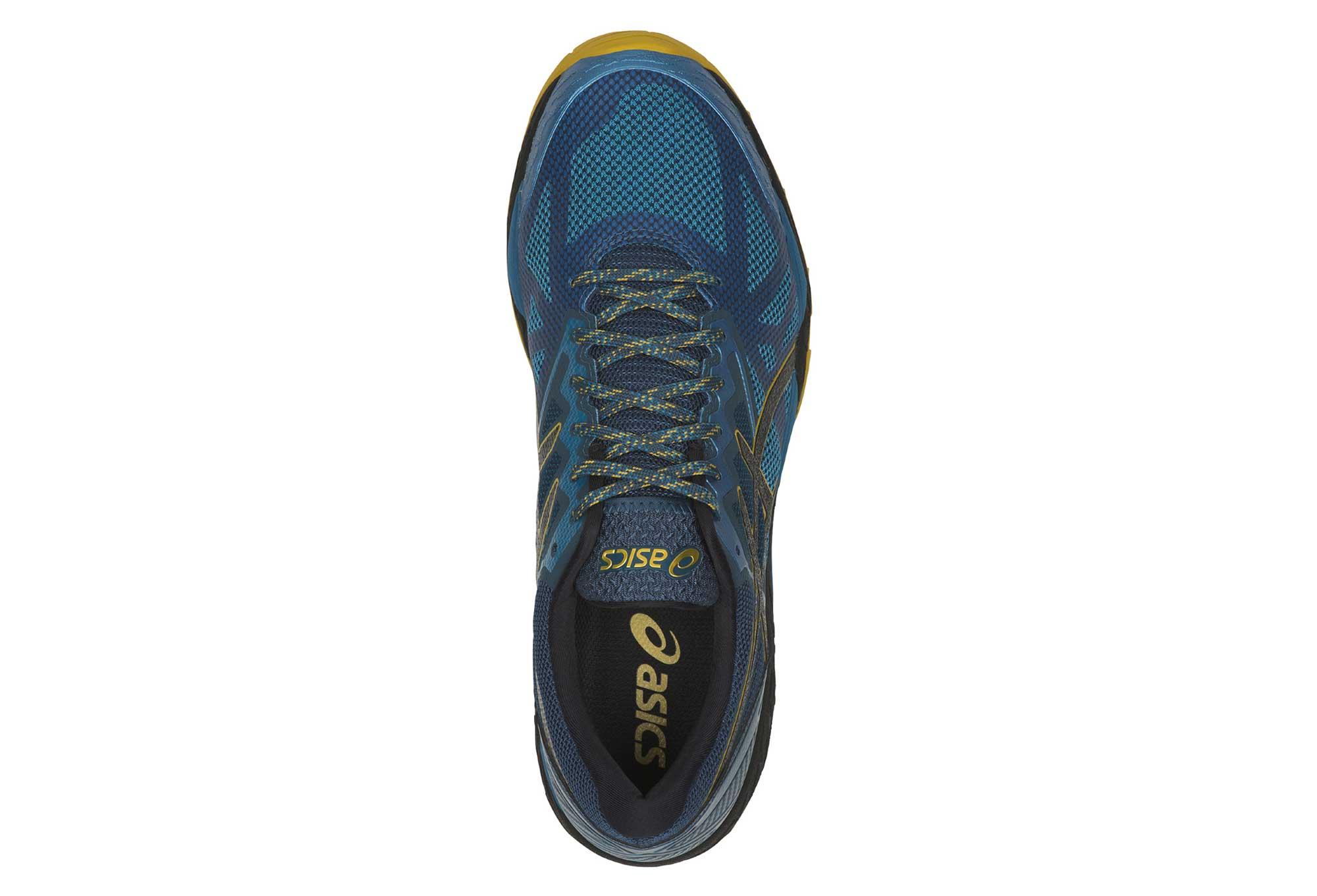 Trail Jaune Bleu Chaussures De 6 Gel Fujitrabuco Asics w85OqznSOA