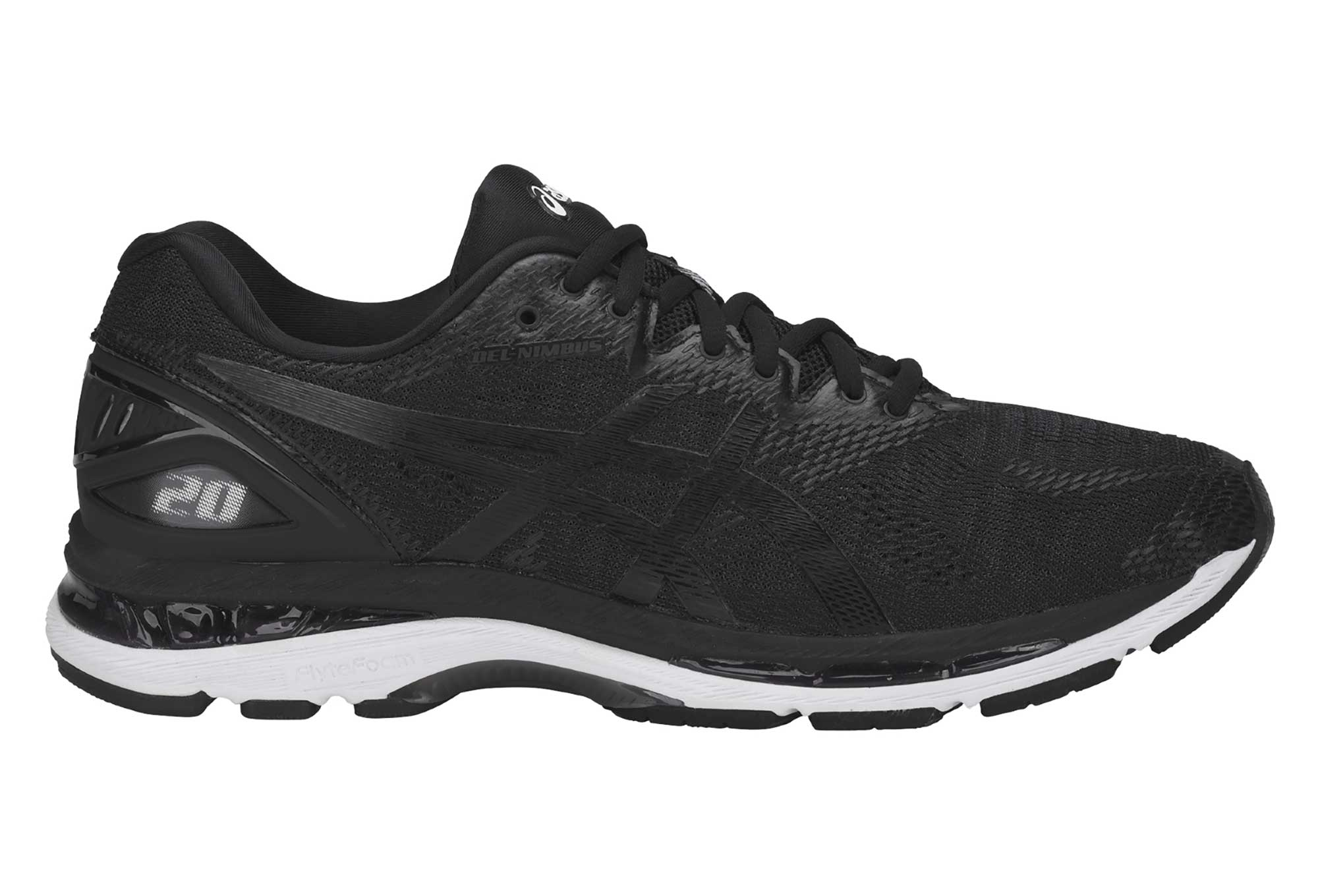 Asics Alltricks Gel Da it 20 Scarpe Running Nero Nimbus 6qEAxg0n