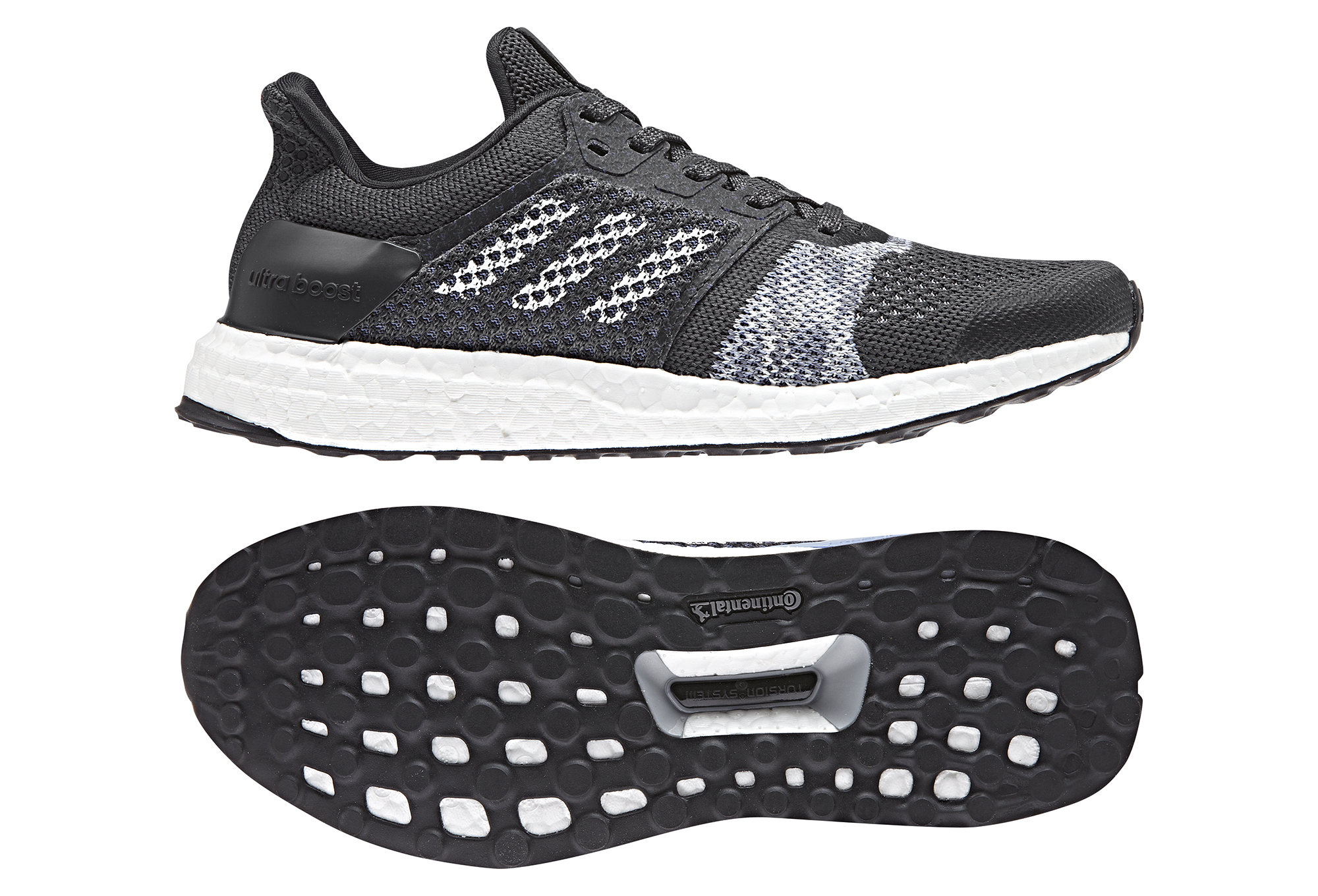 France Boutique Femme Adidas Ultra Boost ST Chaussures Grise