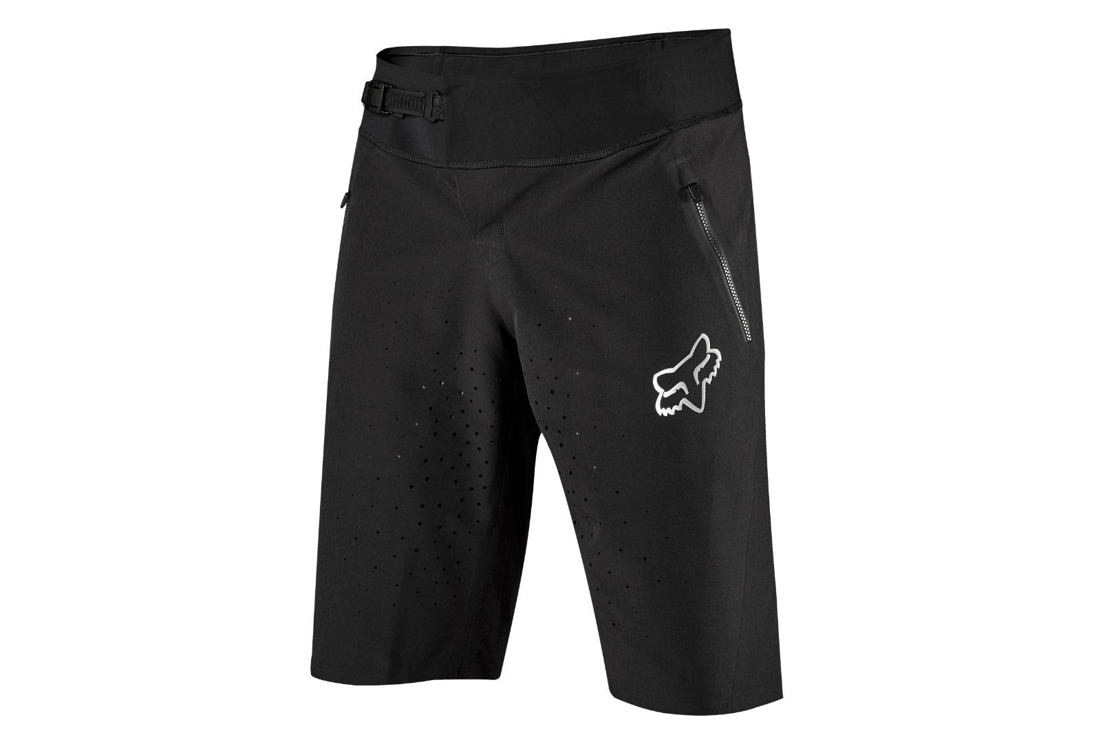 6067fee392 Pantalones cortos Fox Attack Pro negro cromo
