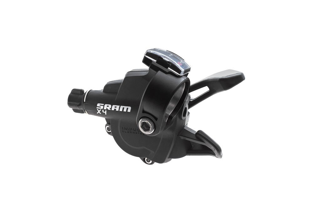 SRAM X4 8-Speed Trigger Shifter Rear Only