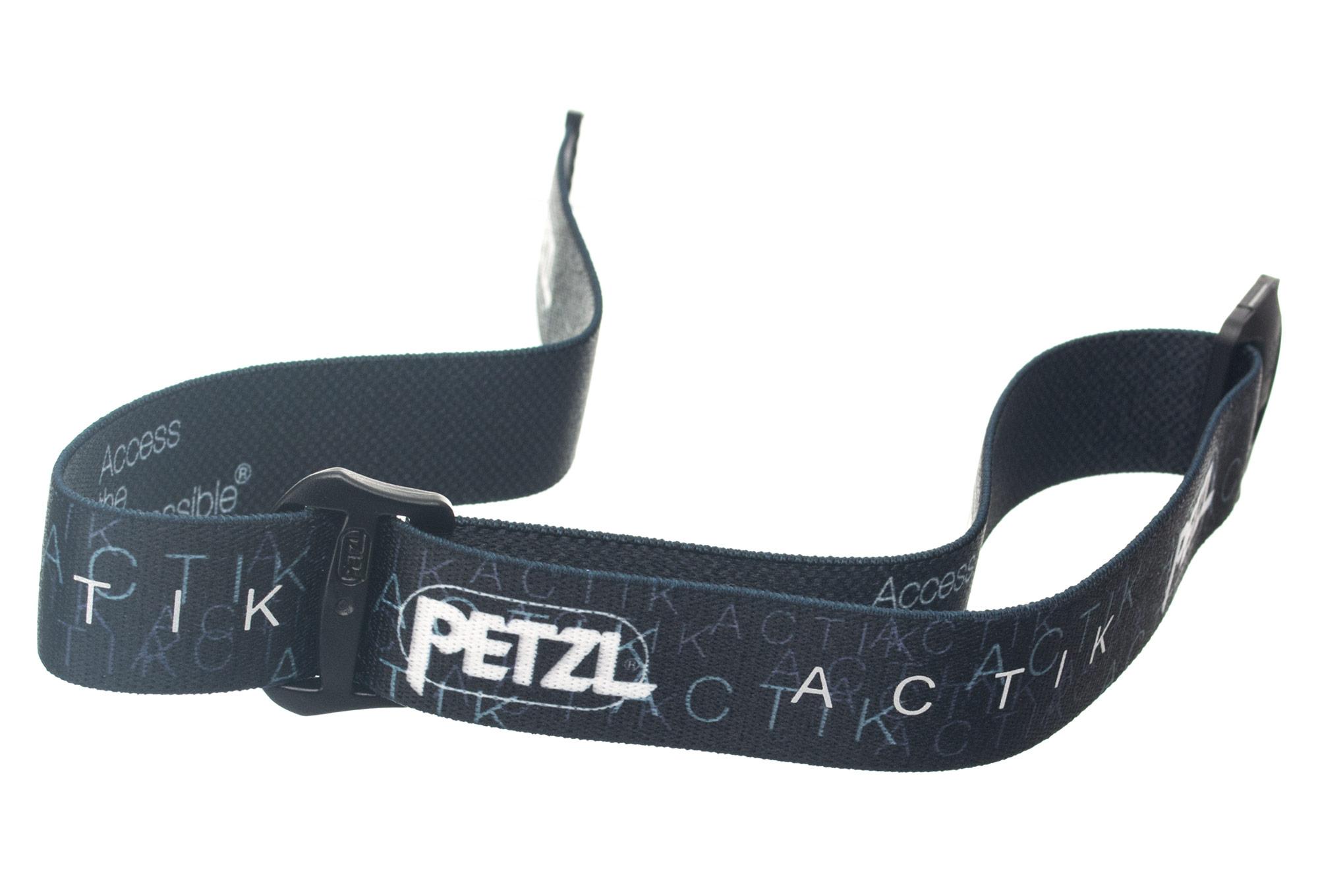 Petzl Actik Actik Cores Headband Black Alltricks Com