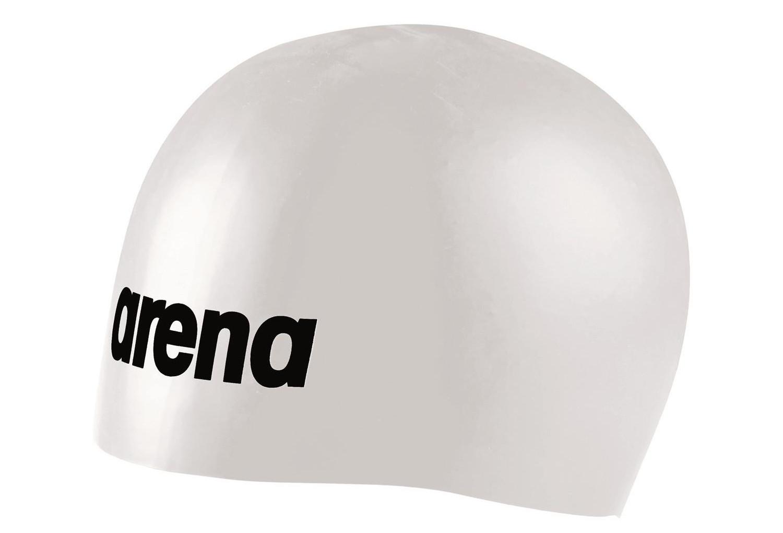 bonnet de bain arena moulded pro blanc. Black Bedroom Furniture Sets. Home Design Ideas