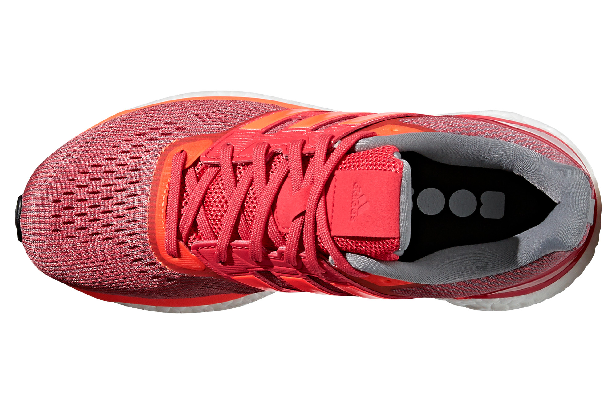 adidas running Supernova femme Orange Rouge Noir