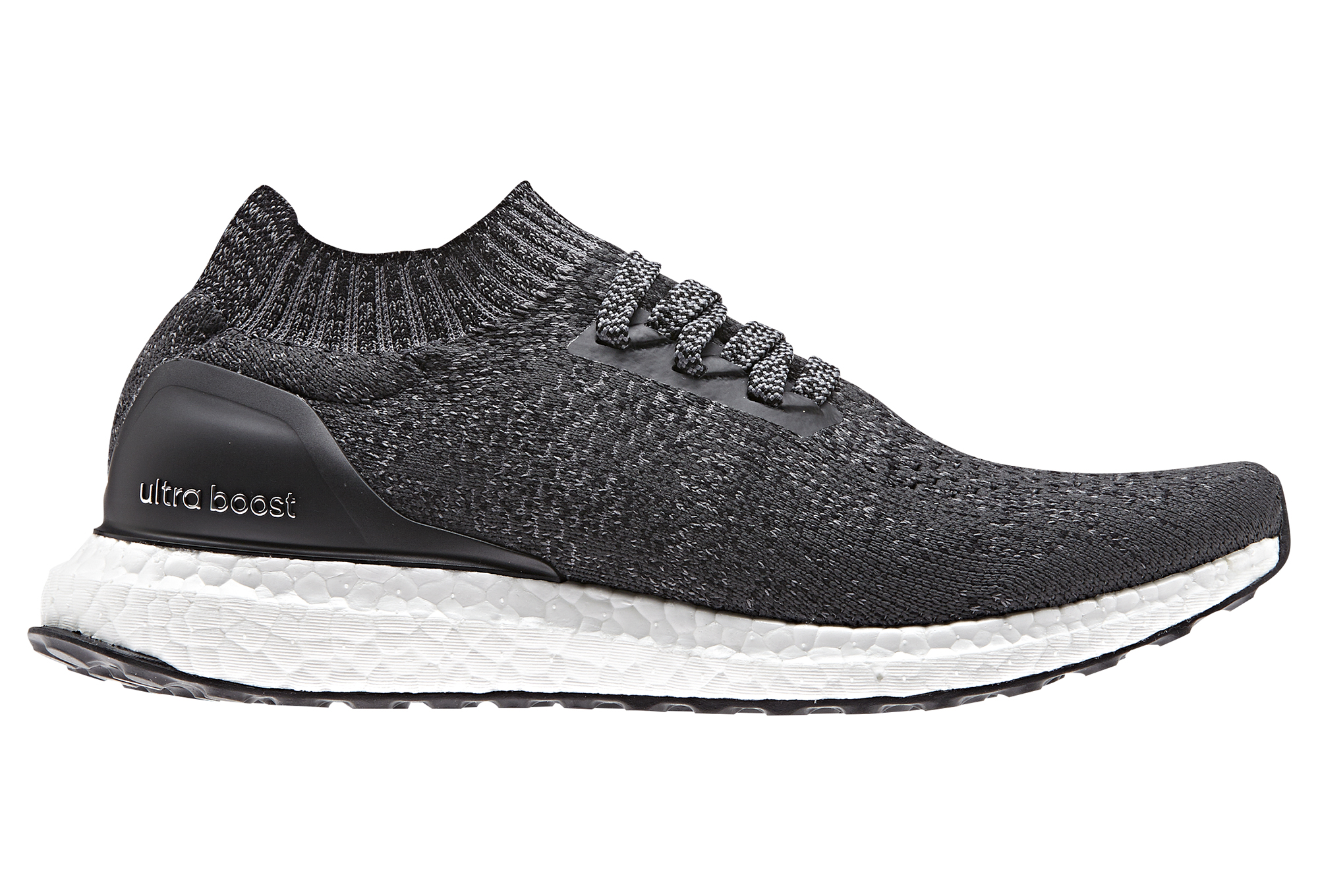 ba01f5557fd0 adidas running Women s Ultra Boost Uncaged Grey Black
