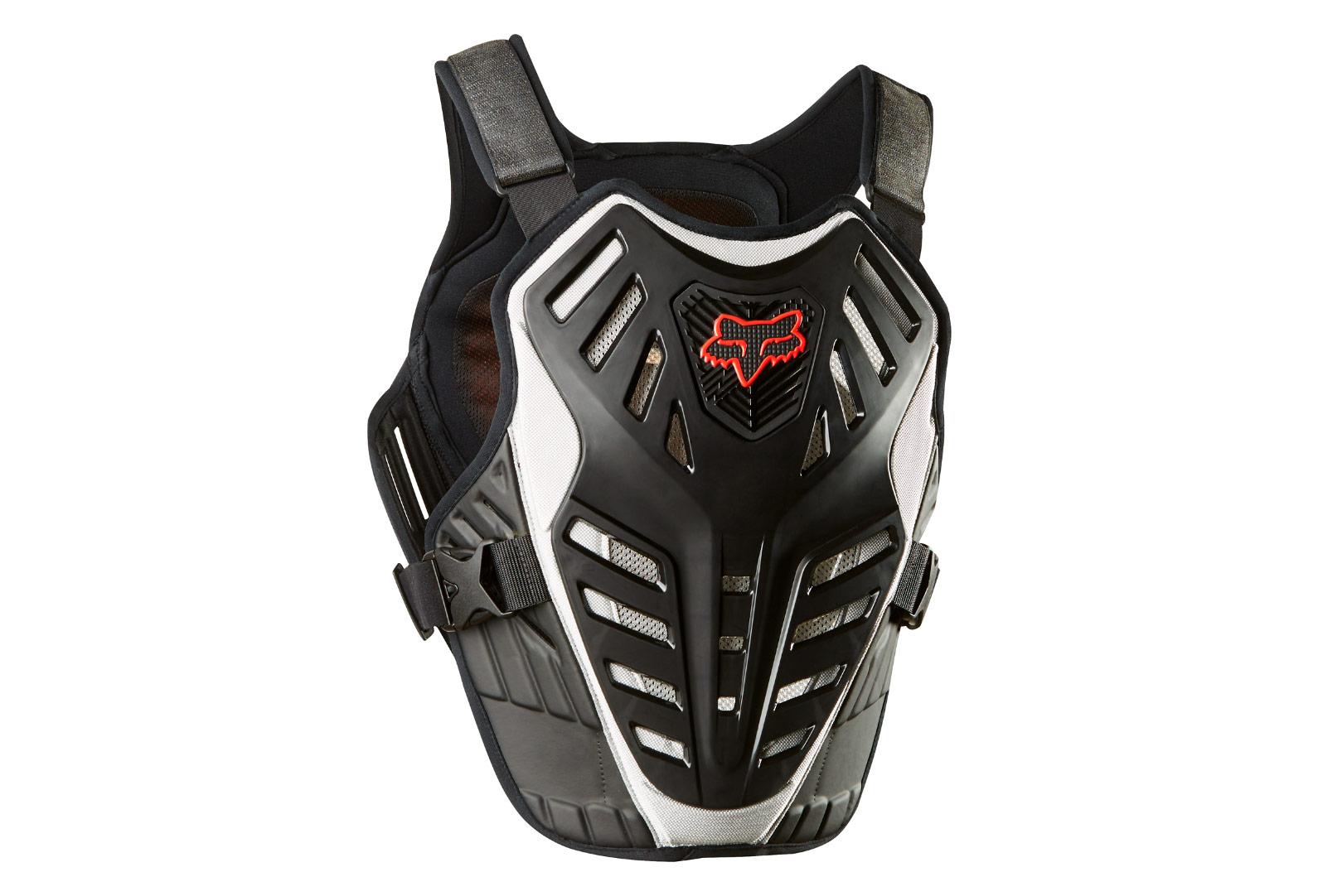 gilet de protection fox titan race subframe noir. Black Bedroom Furniture Sets. Home Design Ideas