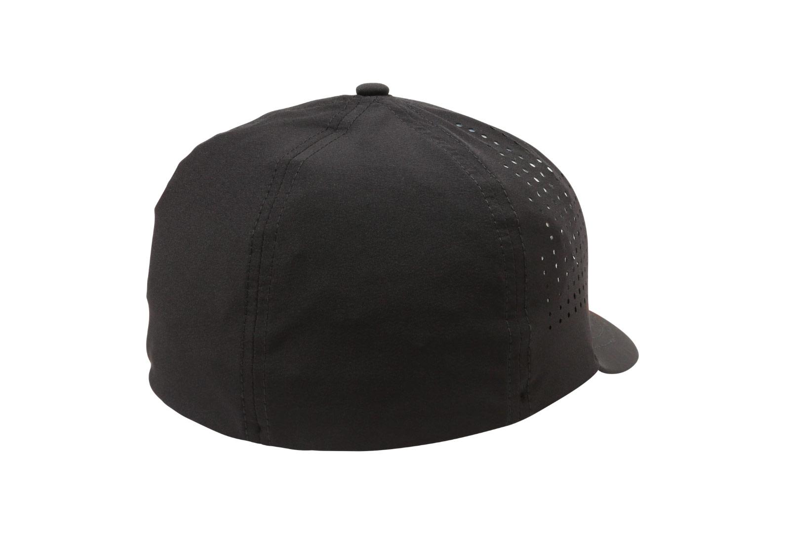 Fox Listless FlexFit Cap Black  db6fc209387