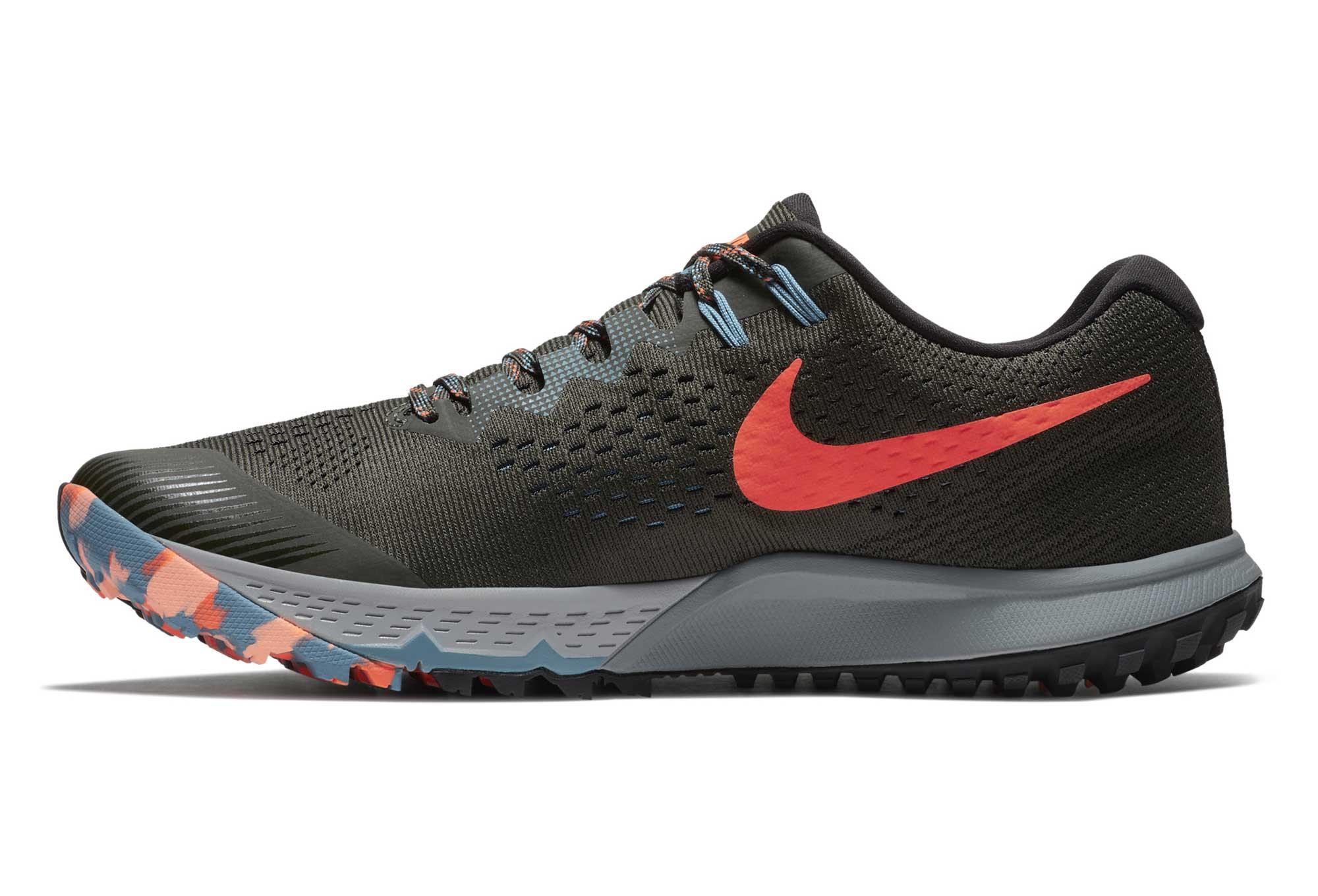 Chaussures de Trail Nike Air Zoom Terra Kiger 4 4 4 Kaki 68a99c