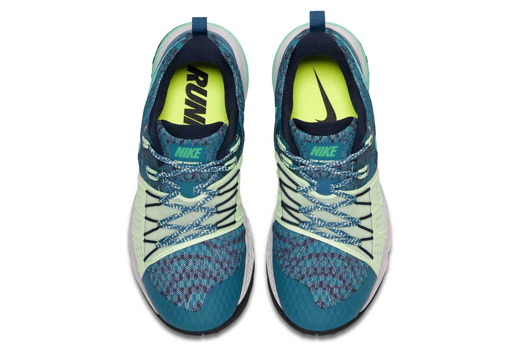 9492a515a2a Nike Air Zoom Wildhorse 4 Teal Blue Green Women