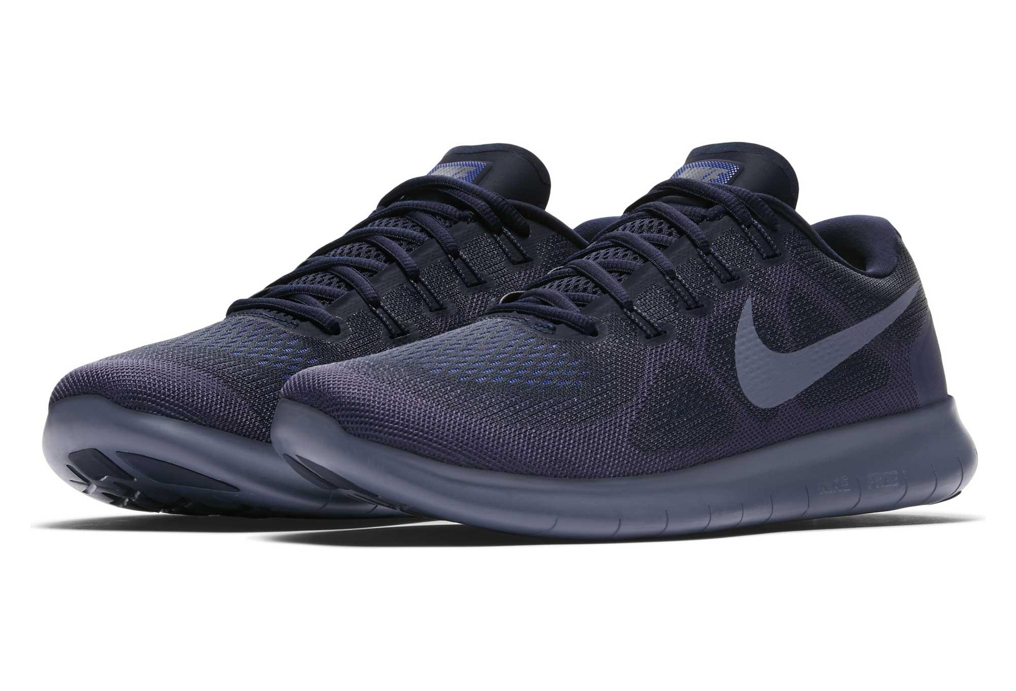 le dernier 9752c e7ab7 Nike Free RN 2017 Indigo Blue