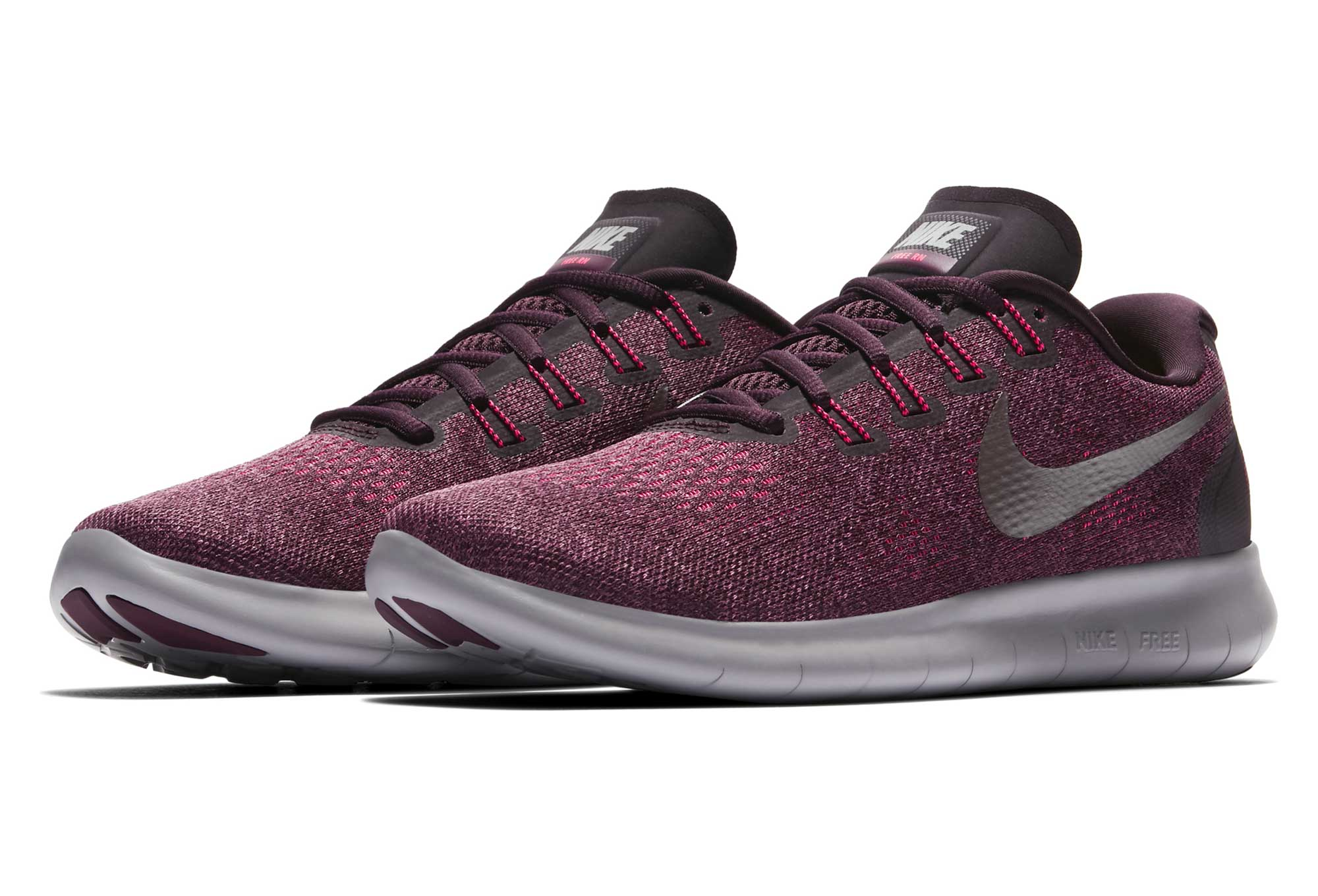 9f840dc96c52b Nike Free RN 2017 Purple Red Women