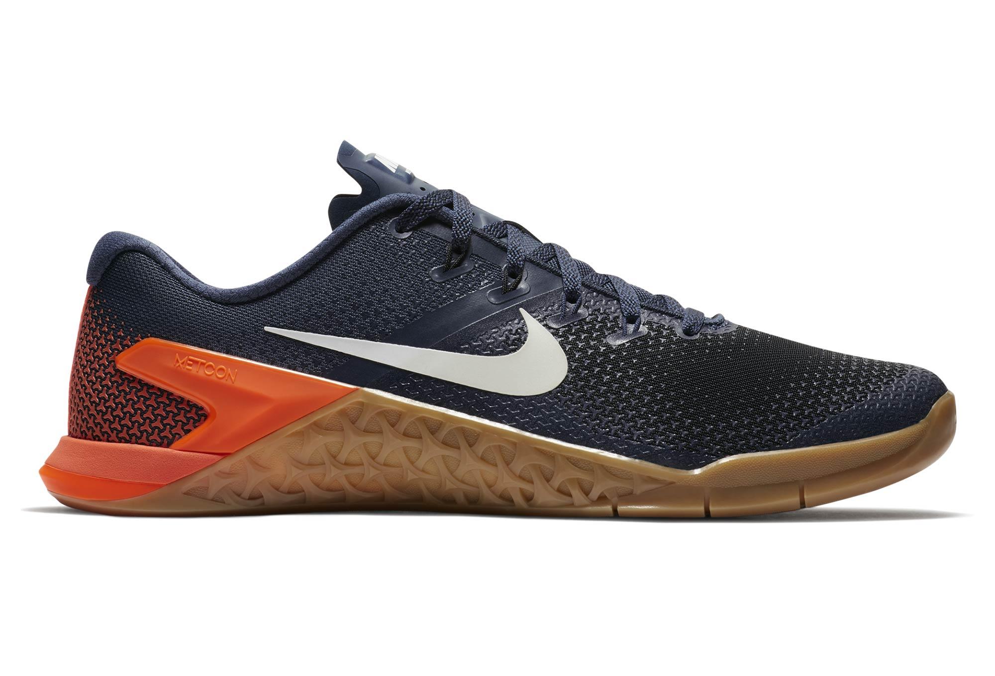 Nike Metcon 4 Blue Orange Beige  e5554fc31fa